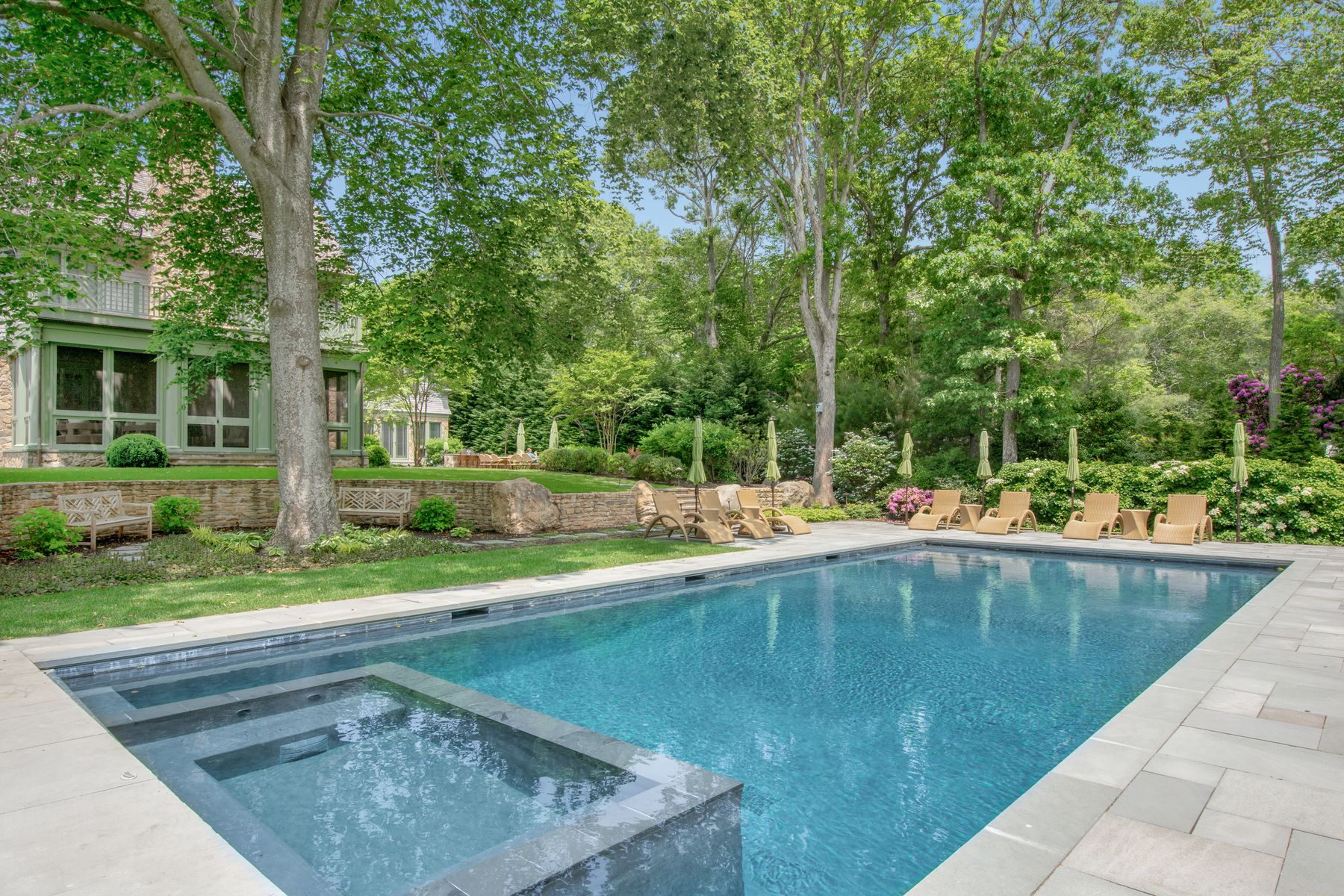 Additional photo for property listing at NEW GORGEOUS ESTATE W/ BEACH ACCESS 49 Robertson Drive Sag Harbor, New York 11963 United States