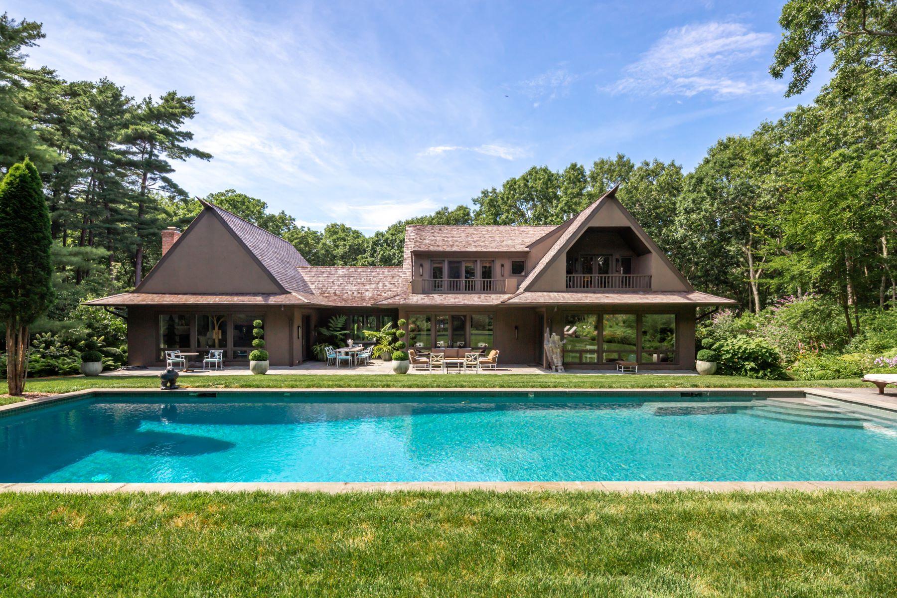 Single Family Homes 為 出售 在 Sag Harbor, 纽约 11963 美國