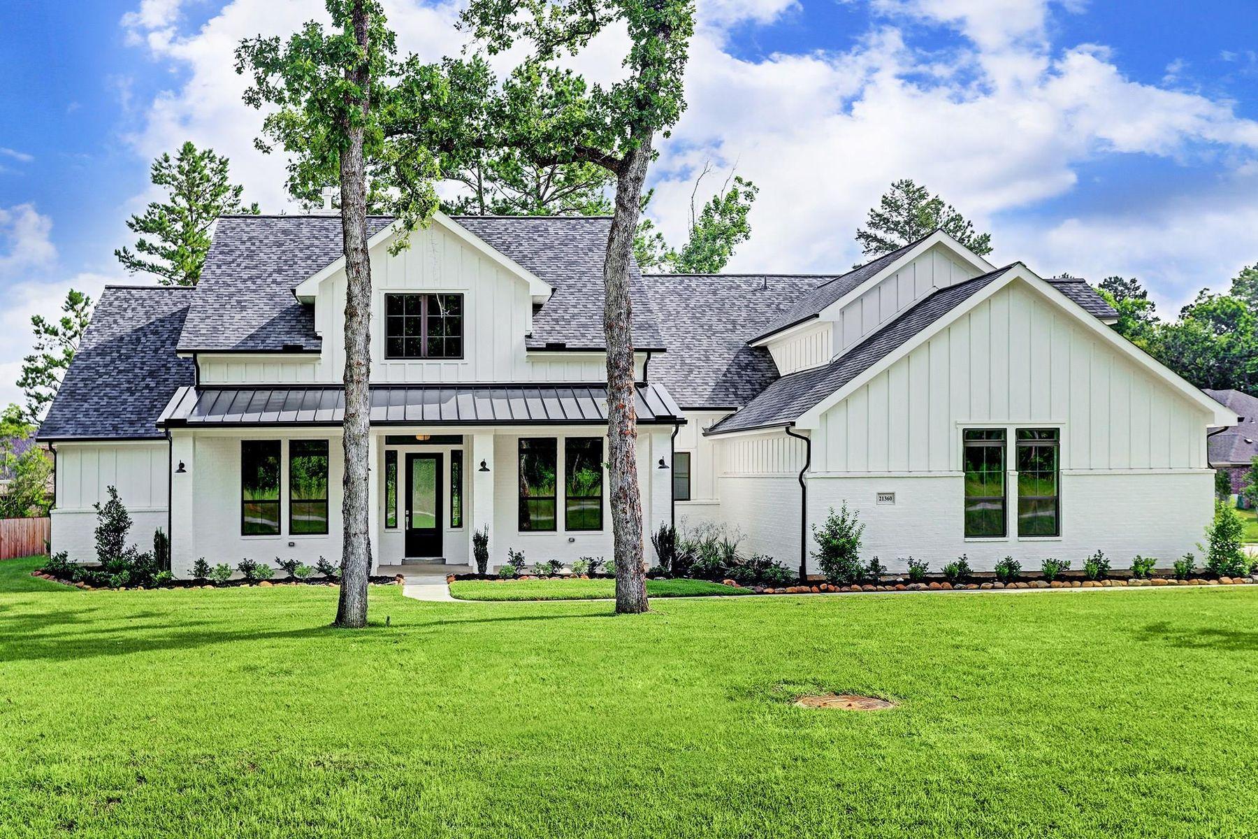 Single Family Homes pour l Vente à Magnolia, Texas 77354 États-Unis