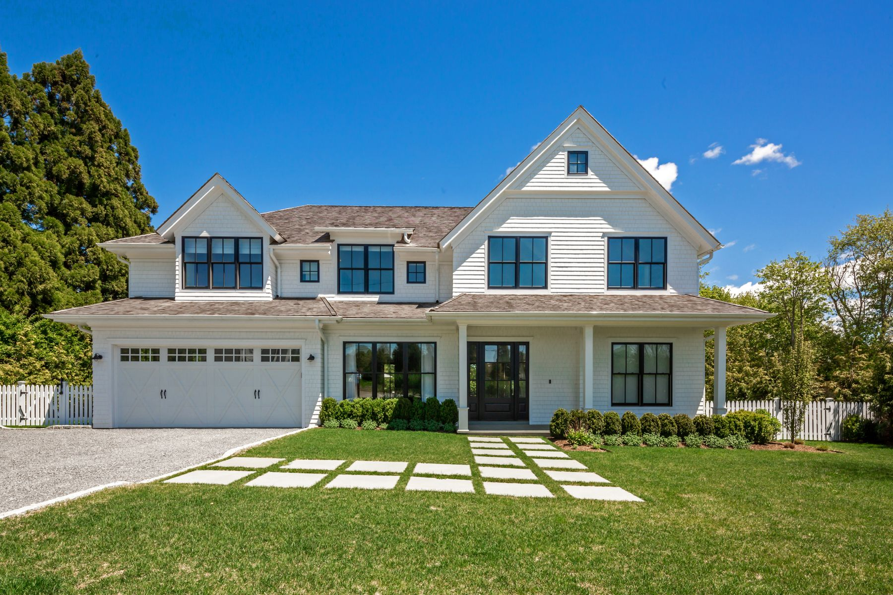 Single Family Homes for Rent at Designer Owned New Construction BH South 67 Lockwood Avenue Bridgehampton, New York 11932 United States