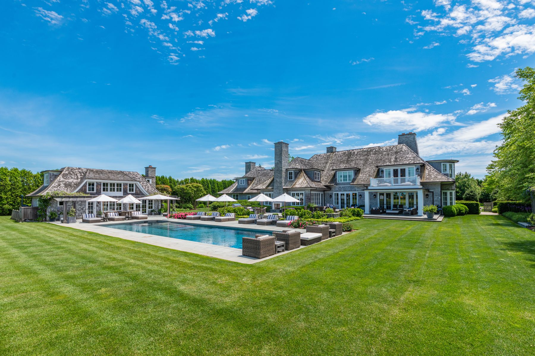 Single Family Homes for Sale at Best of Best Sagaponack South Compound Sagaponack, New York 11962 United States
