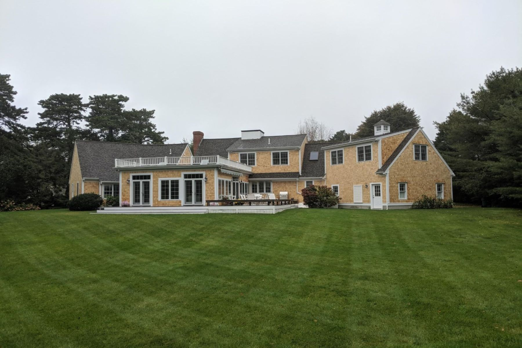 Single Family Homes 용 매매 에 47 Farm Valley Rd, Osterville, MA Osterville, 매사추세츠 02655 미국