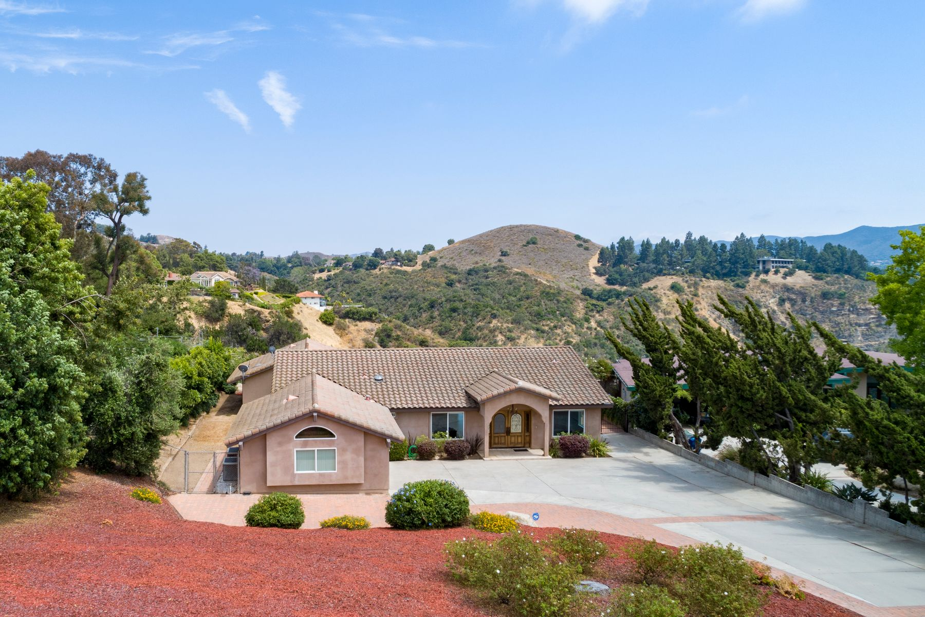 Single Family Homes for Sale at Upgraded Single Story View Home 1334 Camino Cristobal Thousand Oaks, California 91360 United States
