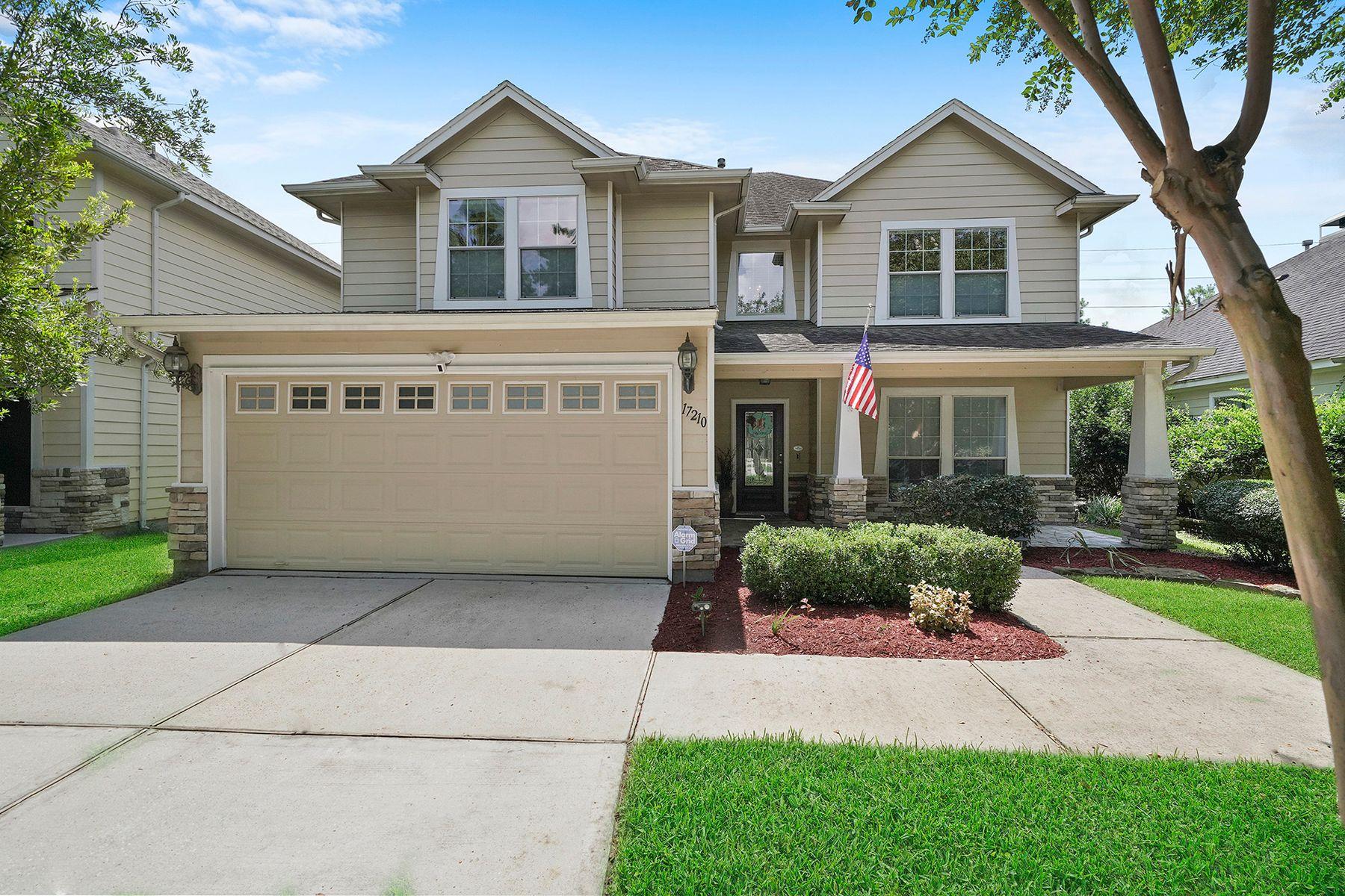Single Family Homes 용 매매 에 Humble, 텍사스 77346 미국