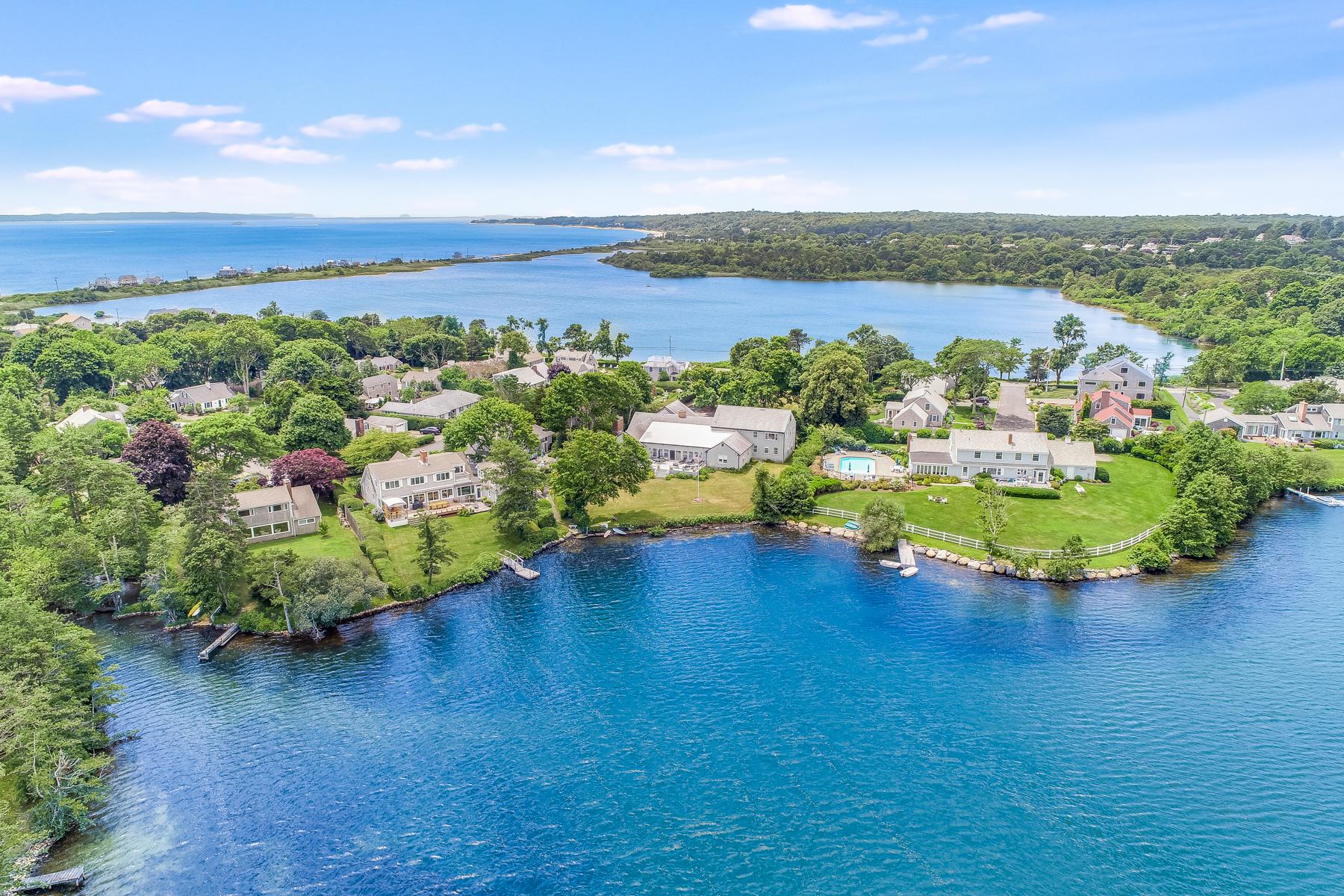 Single Family Homes 为 销售 在 240 Mill Road 法尔茅斯, 马萨诸塞州 02540 美国