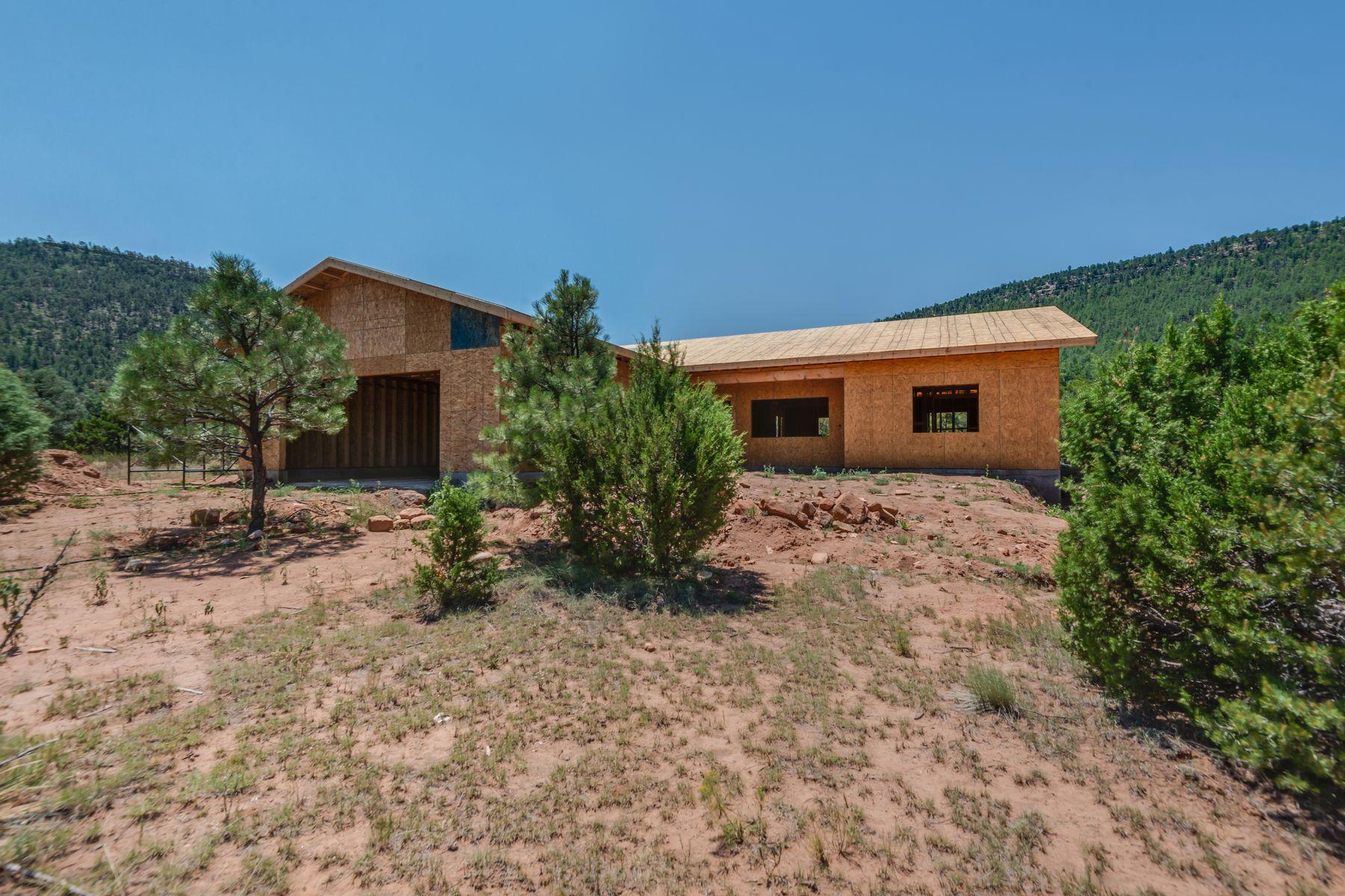 Single Family Homes per Vendita alle ore Rowe, Nuovo Messico 87562 Stati Uniti