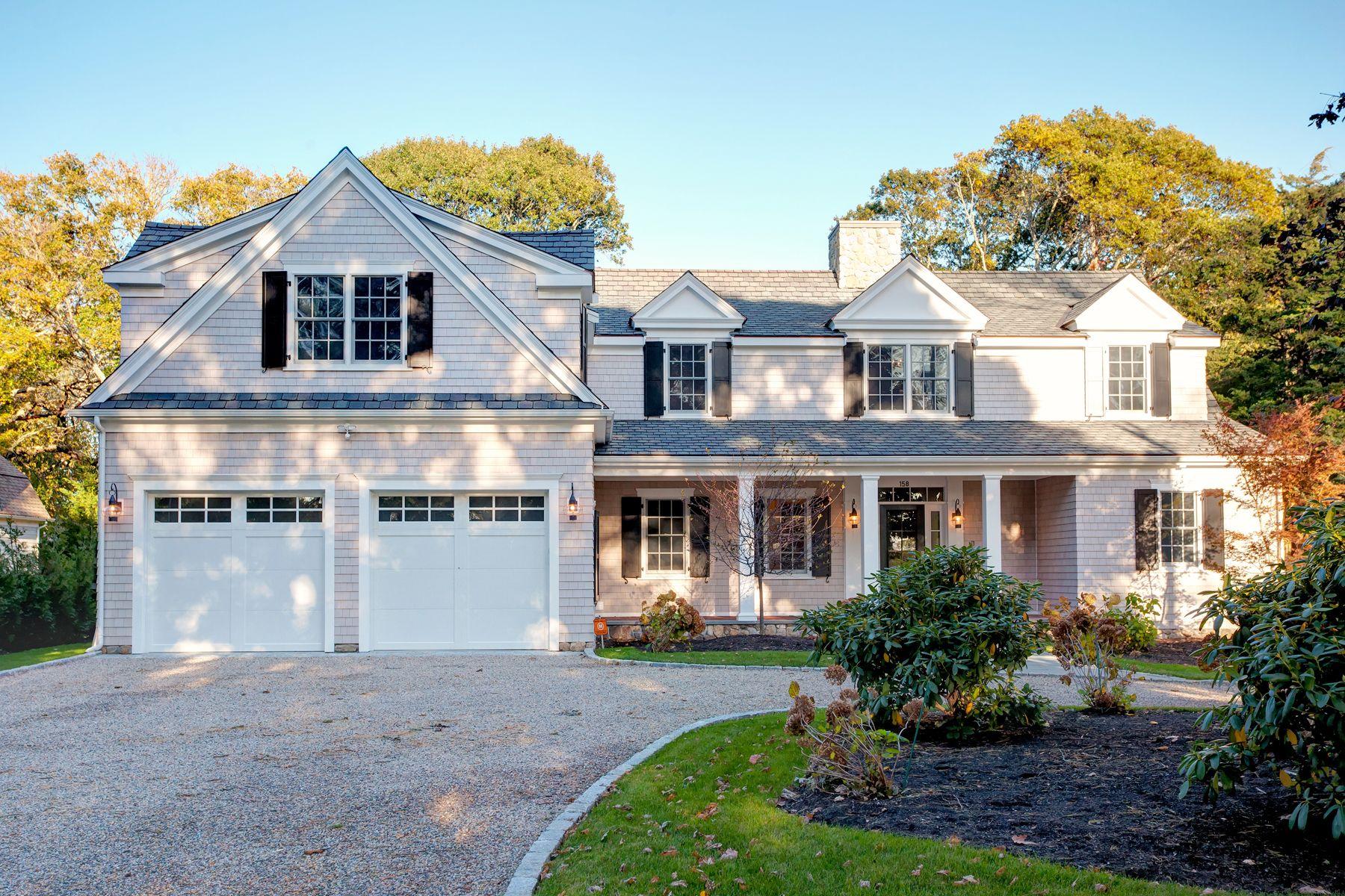 Single Family Homes 为 销售 在 158 Parker Road Osterville, 马萨诸塞州 02655 美国