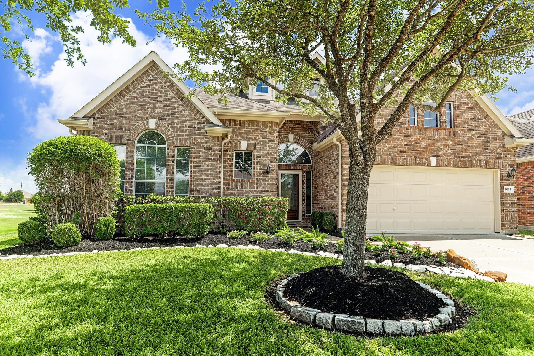 Single Family Homes for Sale at 9322 Caddo Springs Court Cypress, Texas 77433 United States