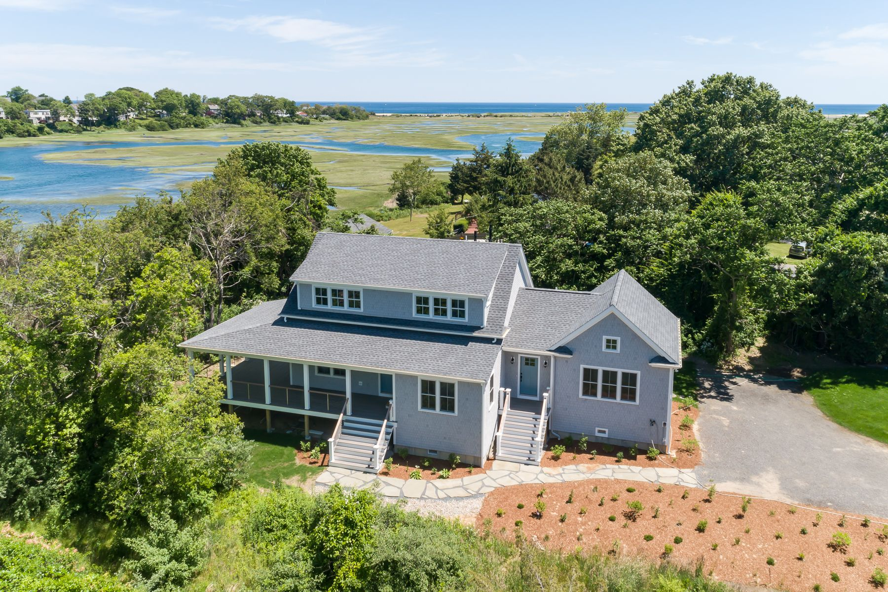 Single Family Homes for Active at 22 State Street Sandwich, Massachusetts 02563 United States