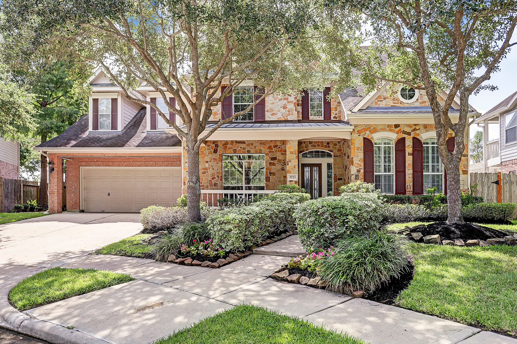 Single Family Homes for Sale at 2723 Shannon Forest Court Katy, Texas 77494 United States