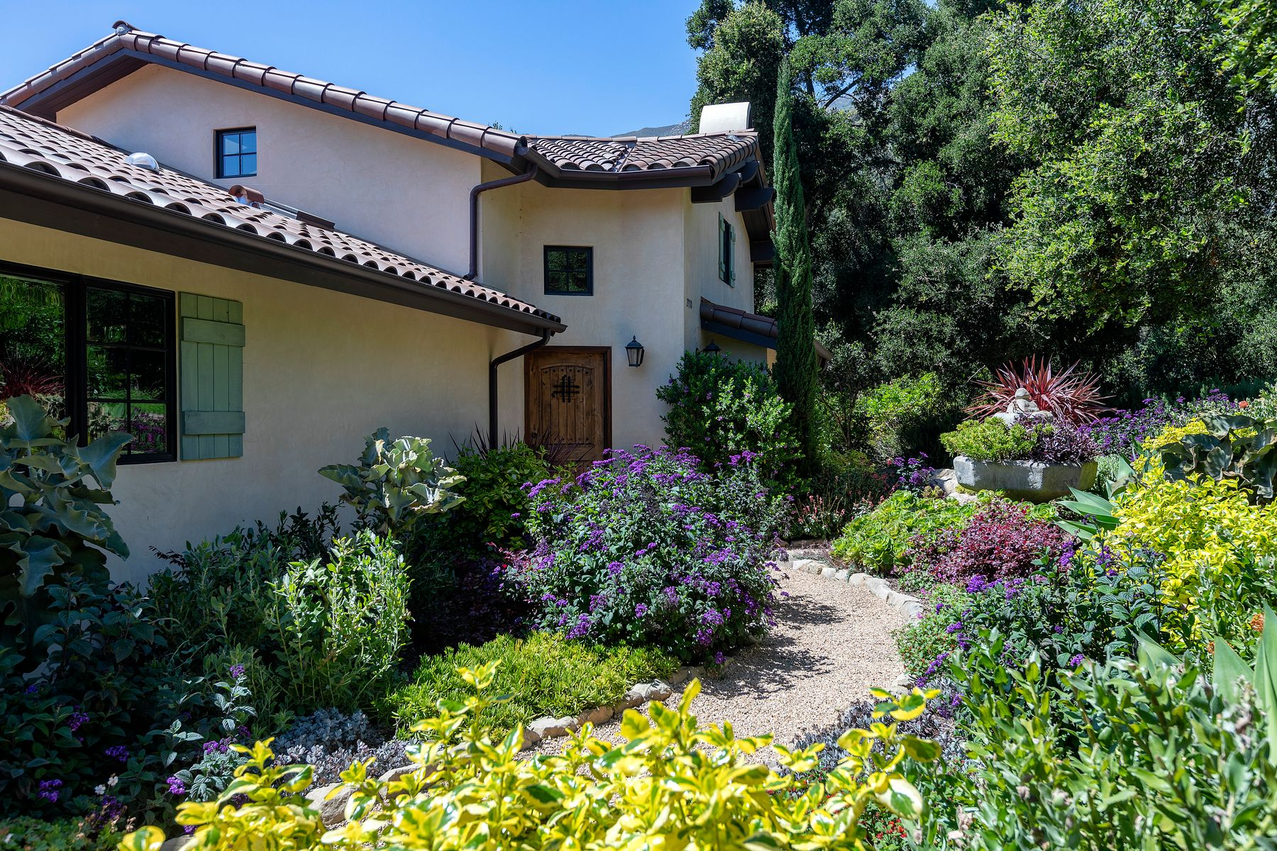 Property for Sale at Serene Montecito Retreat 2970 Hidden Valley Lane Montecito, California 93108 United States