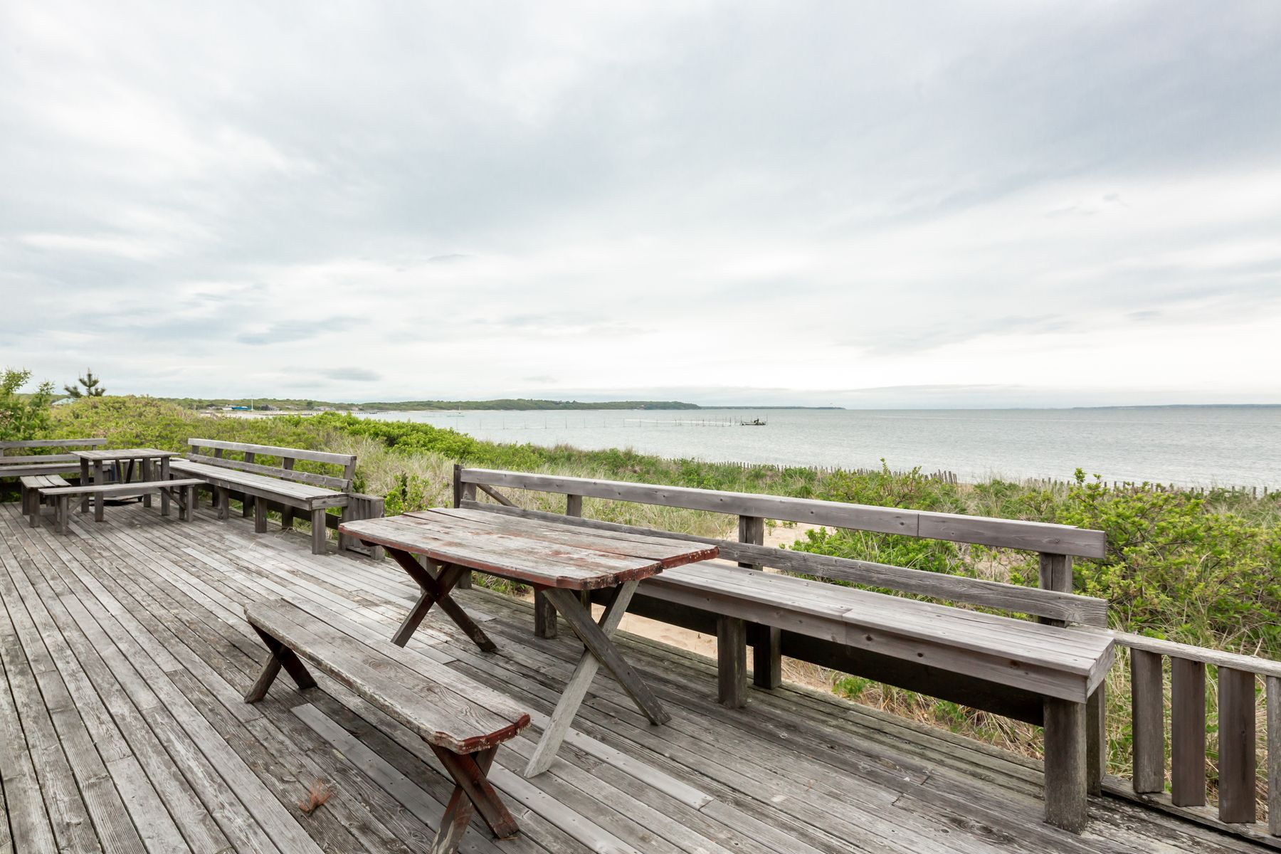 Single Family Homes for Rent at Amagansett Waterfront 215 Cranberry Hole Road Amagansett, New York 11930 United States