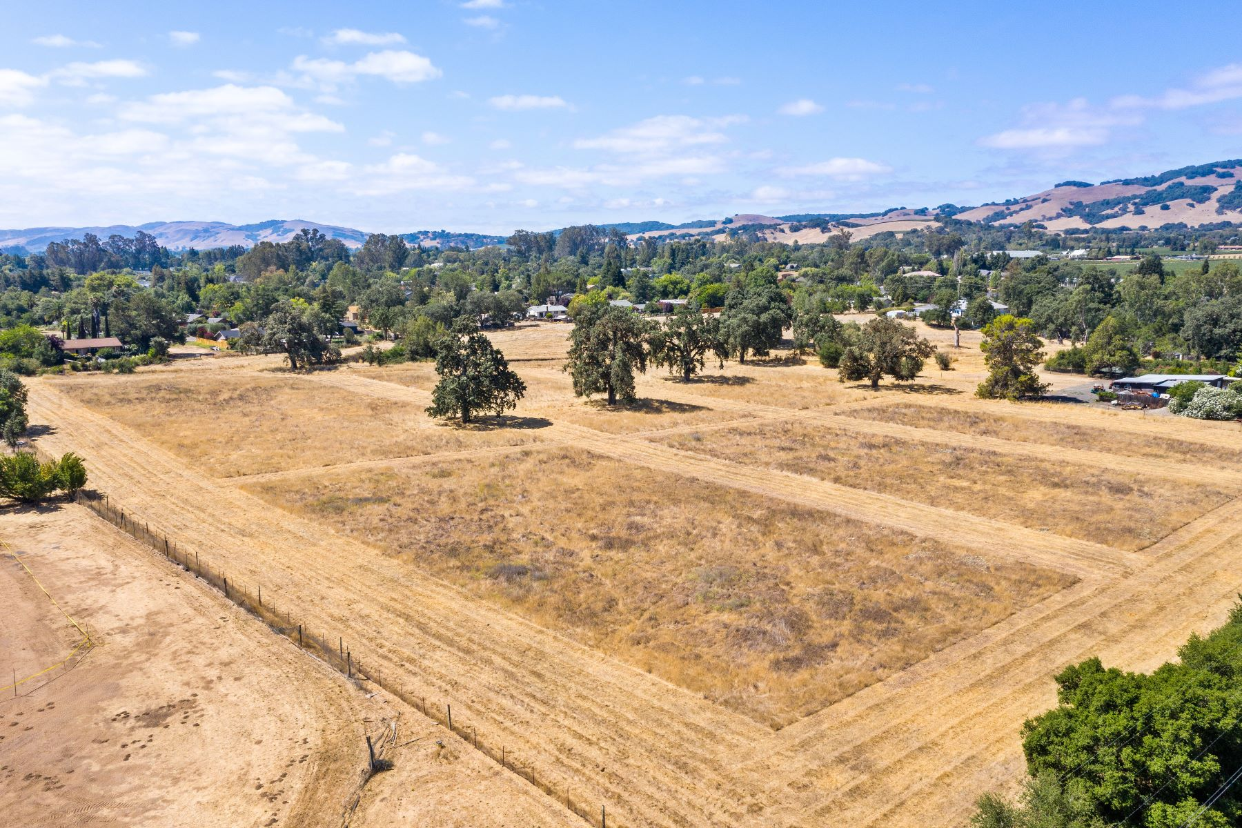 Land for Active at Valley Floor Estate/Development Parcel 1100 Craig Ave Sonoma, California 95476 United States