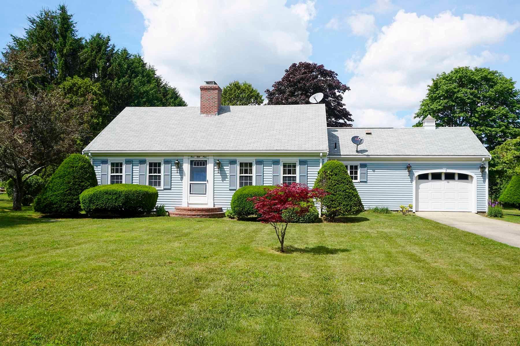 Single Family Homes για την Πώληση στο Hatchville, Μασαχουσετη 02536 Ηνωμένες Πολιτείες