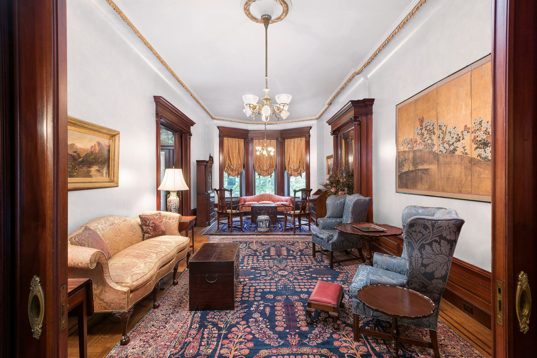 townhouses for Active at Magnificent Park Slope Brownstone 559 1st Street Brooklyn, New York 11215 United States