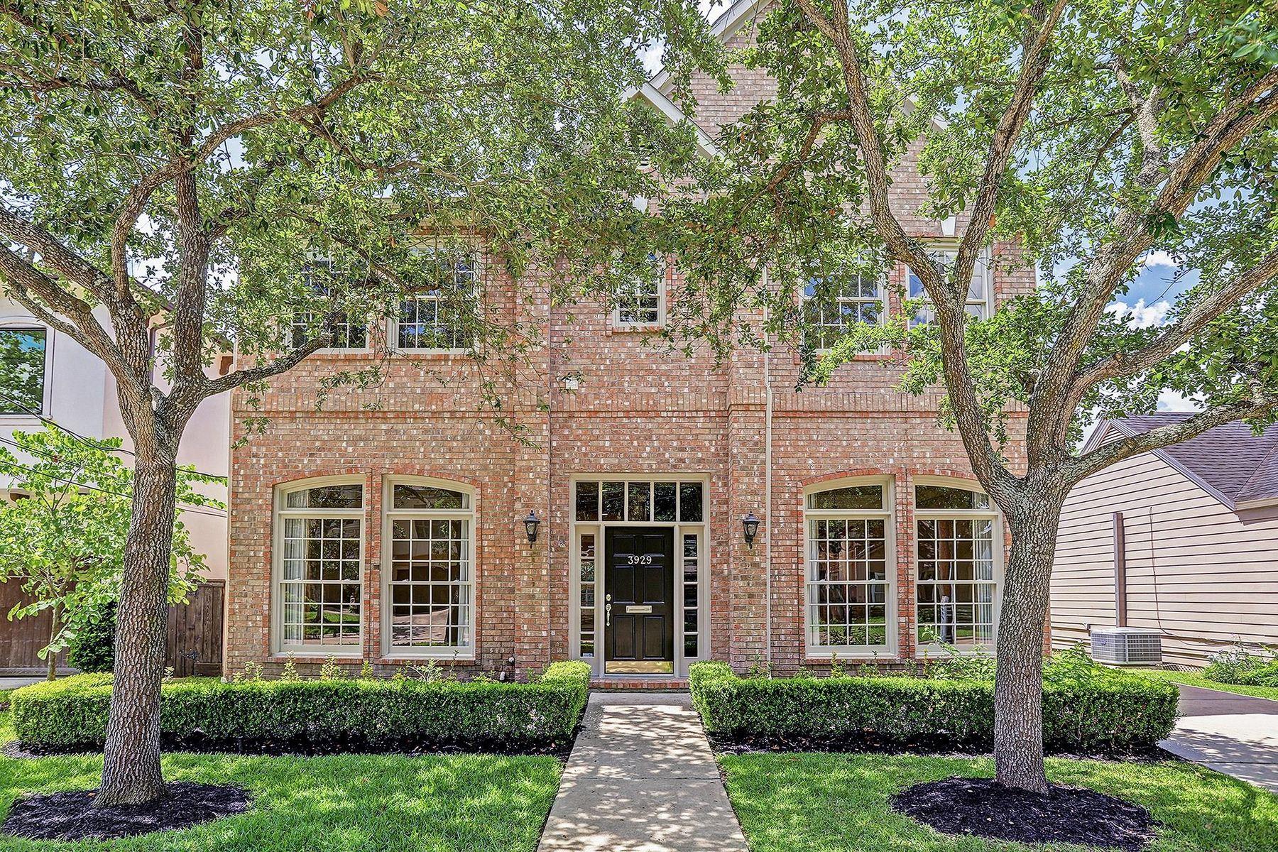 Single Family Homes pour l Vente à West University Place, Texas 77005 États-Unis