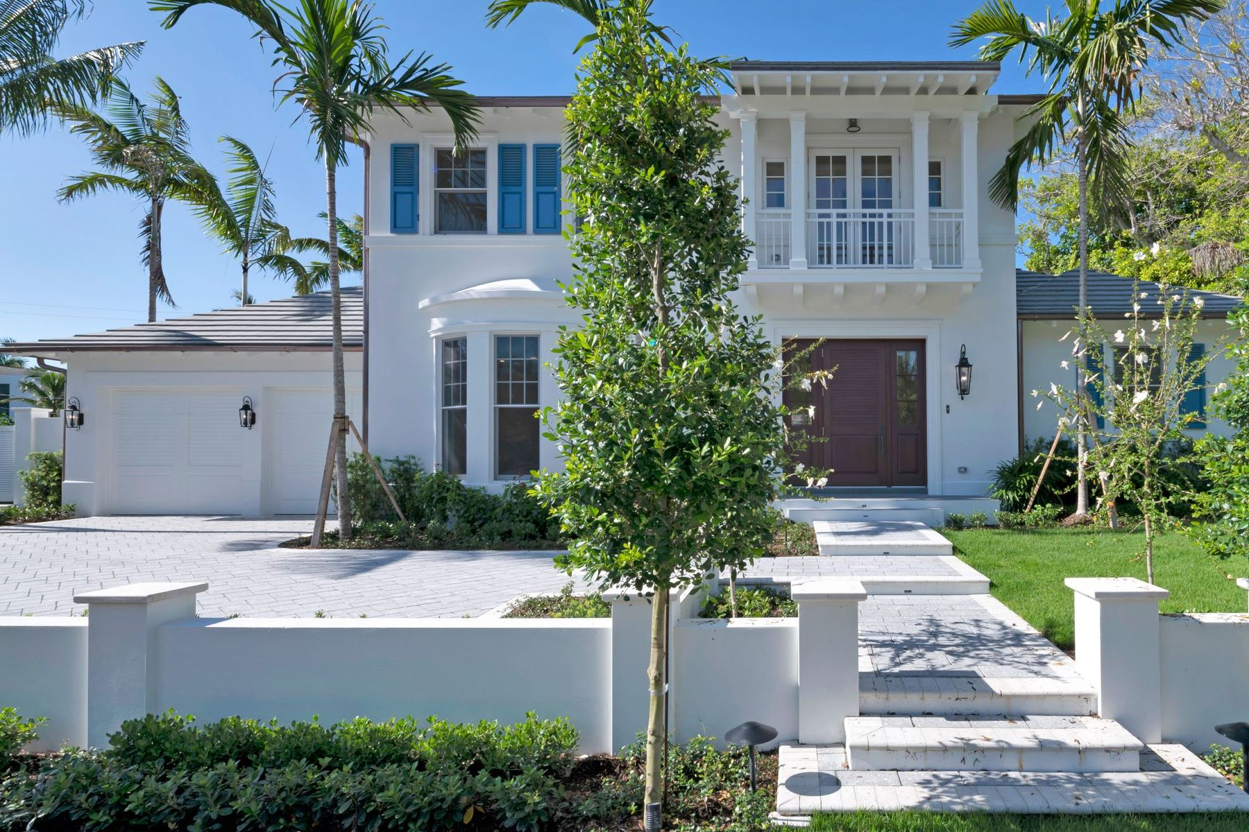 Single Family Homes için Satış at Palm Beach New Construction 256 Fairview Rd, Palm Beach, Florida 33480 Amerika Birleşik Devletleri