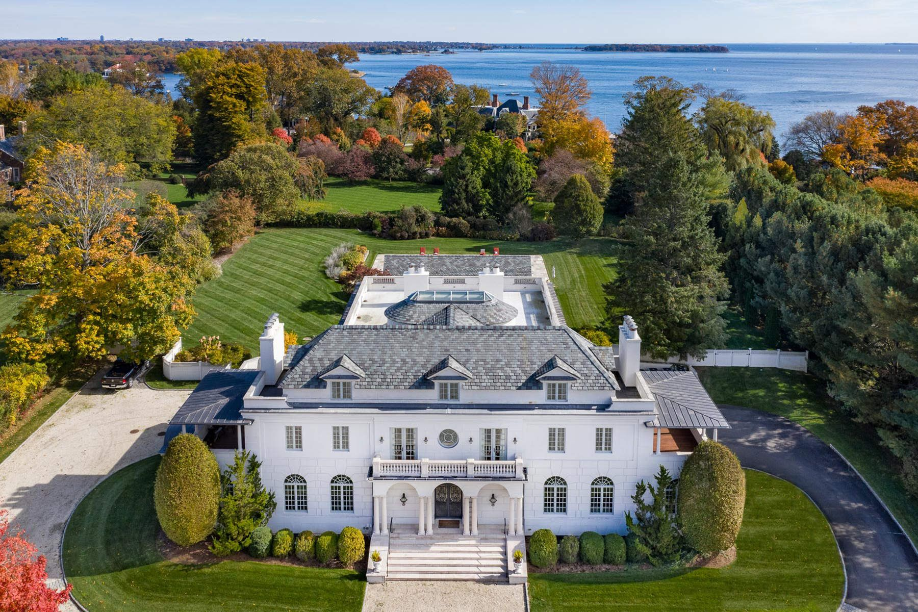 Single Family Homes for Sale at 45 Field Point Circle Greenwich, Connecticut 06830 United States