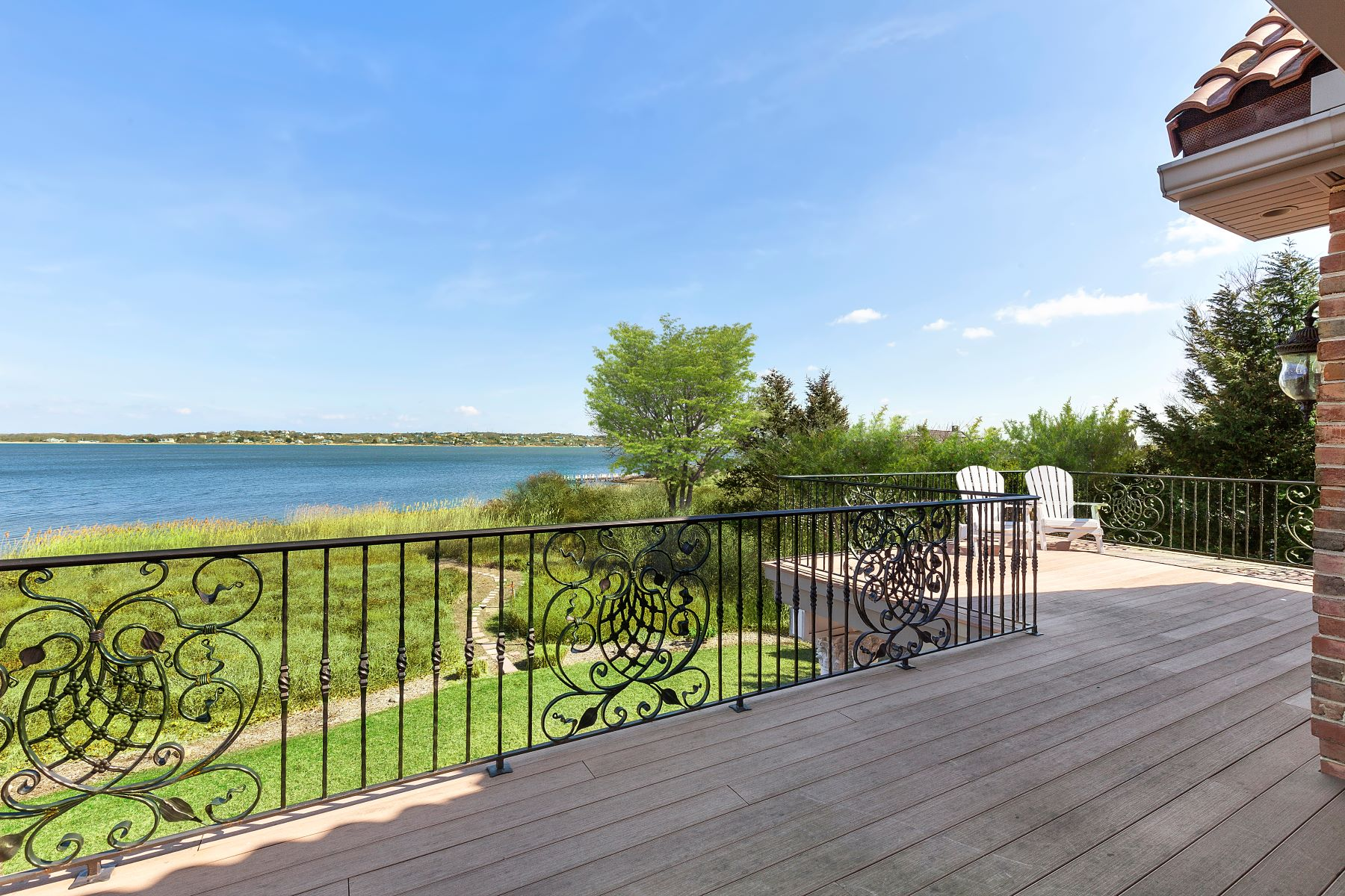 Single Family Homes for Sale at Waterfront Living on Lake Montauk 208 West Lake Drive Montauk, New York 11954 United States