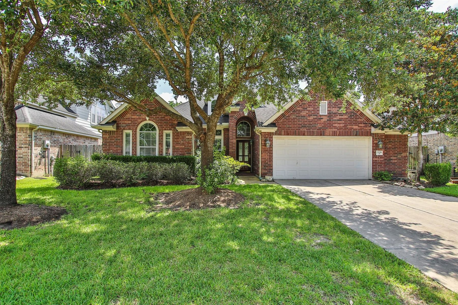 Single Family Homes for Sale at 13126 Tarbet Place Cypress, Texas 77429 United States