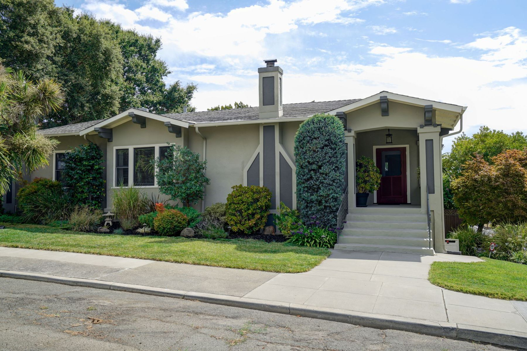 Single Family Homes for Sale at Charming Craftsman Home Circa 1920 1000 Napa St Vallejo, California 94590 United States