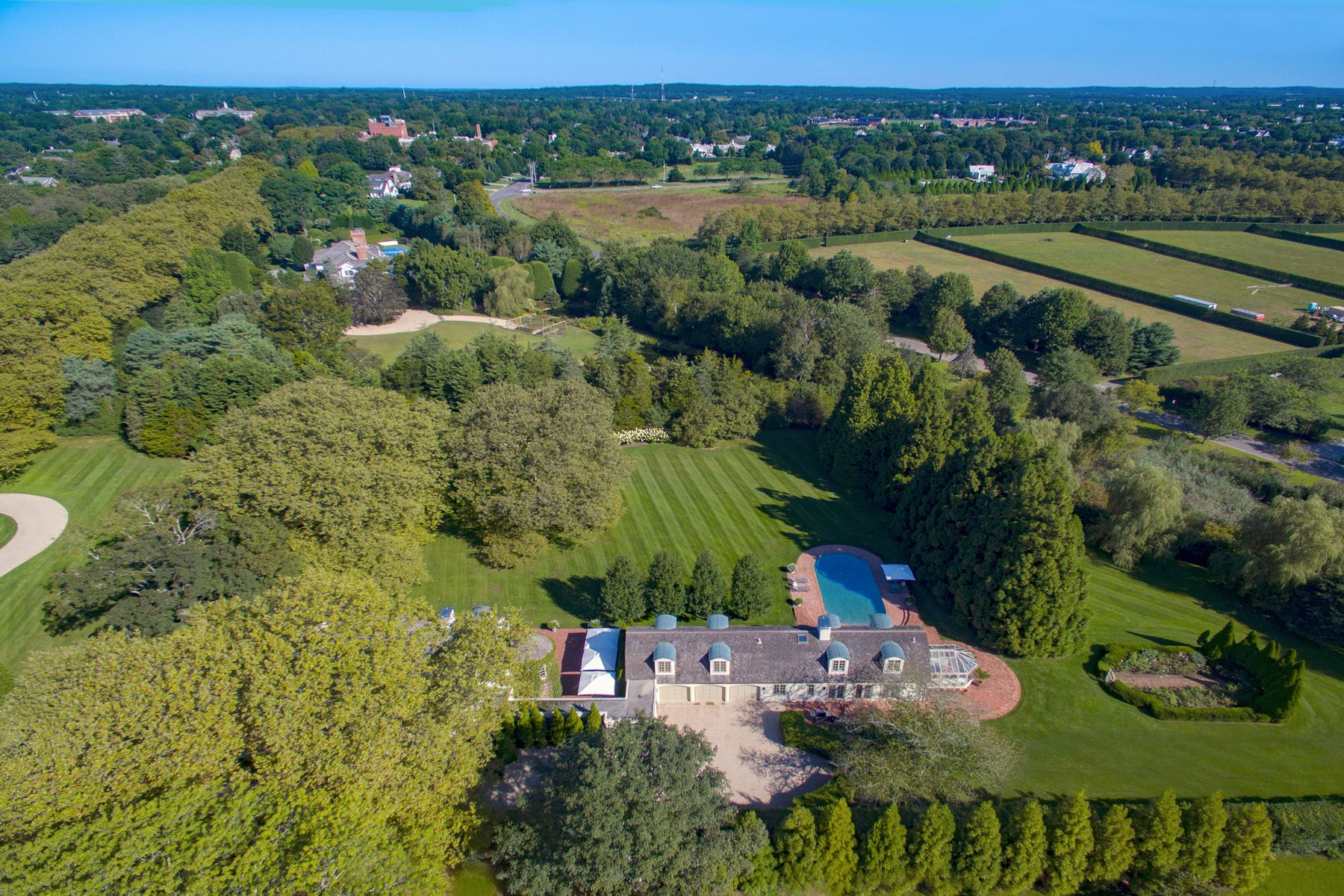 Property for Sale at Exquisite Landscape on Wyandanch Lane 80 Wyandanch Lane Southampton, New York 11968 United States
