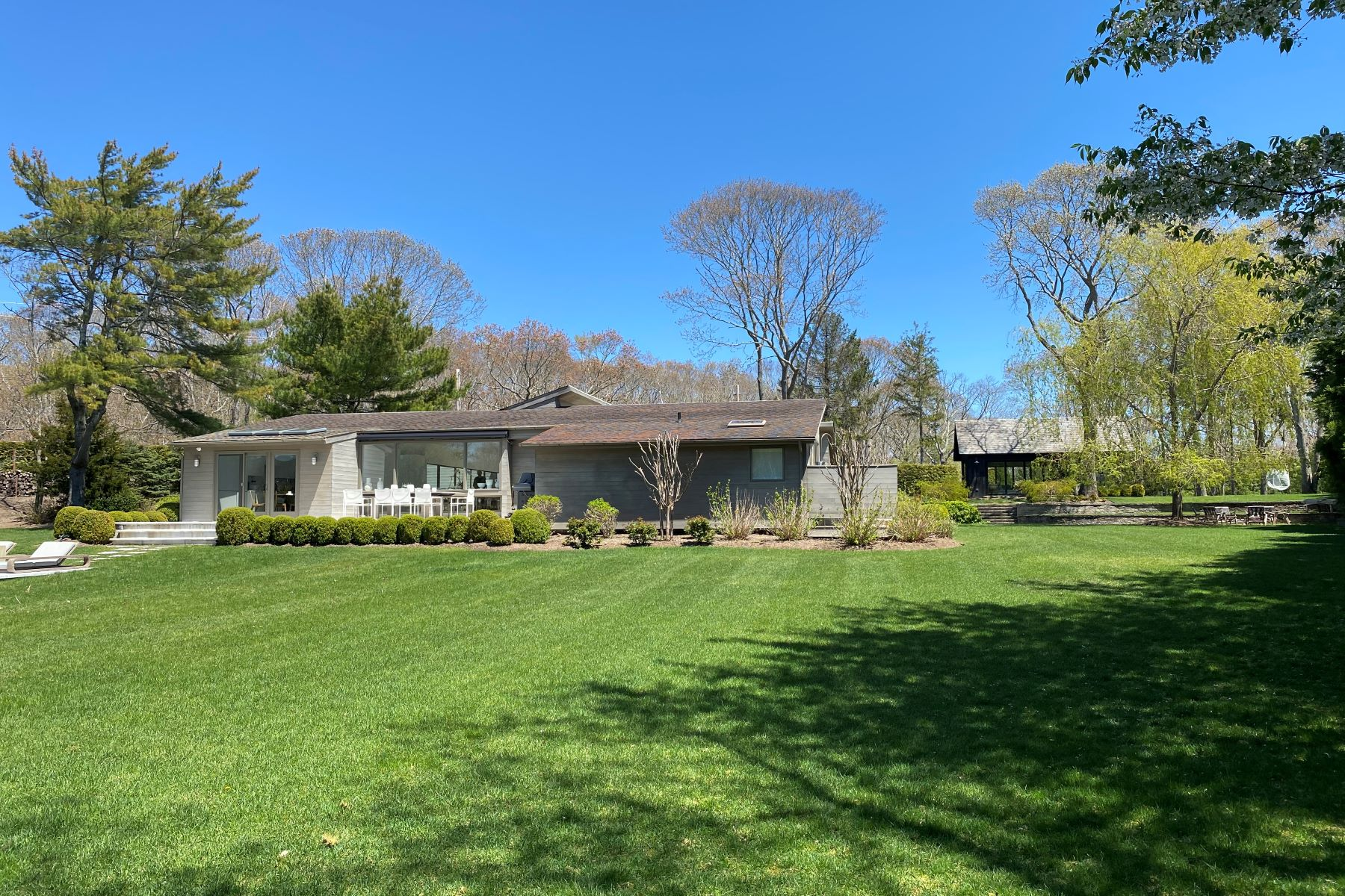 Single Family Homes for Sale at HOME AWAY FROM HOME 228 & 242 Town Lane Amagansett, New York 11937 United States