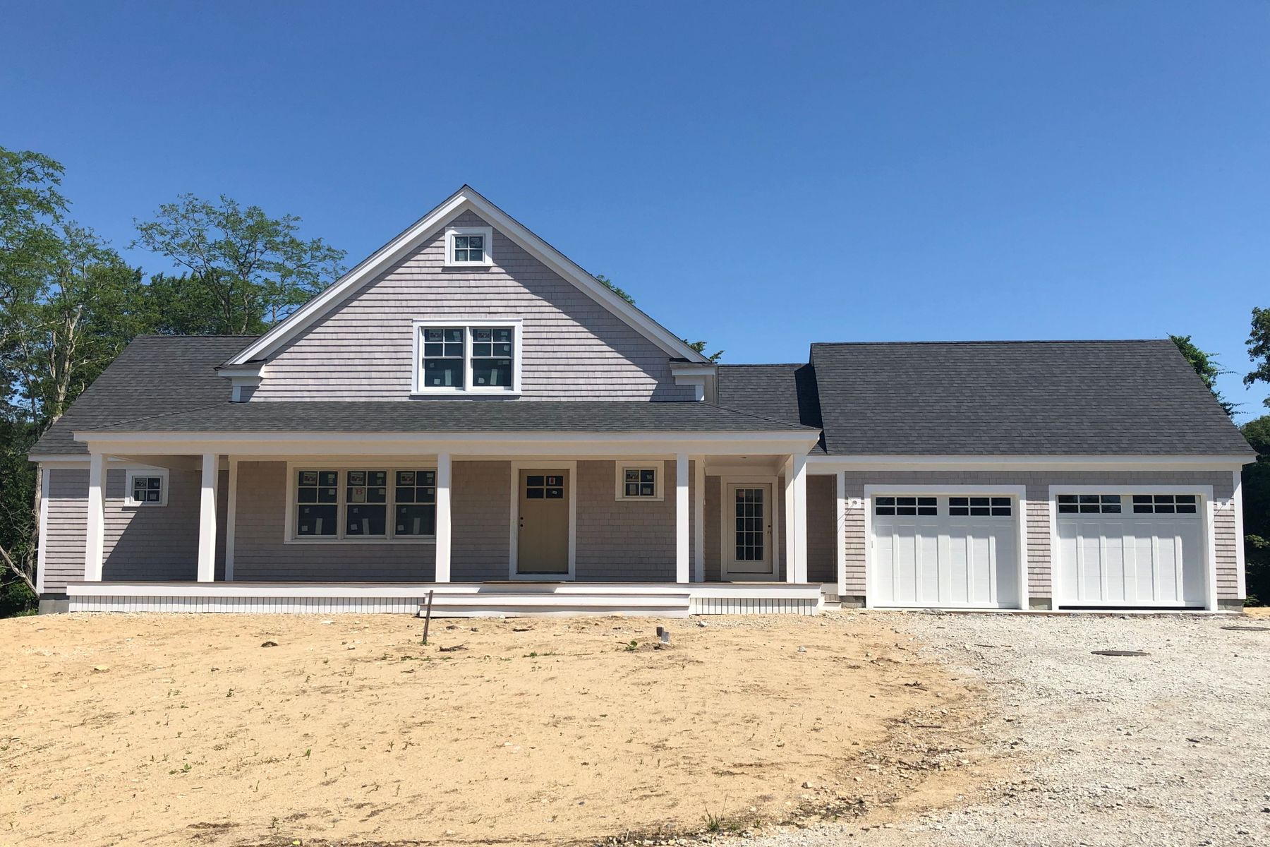 Single Family Homes for Active at North Falmouth Village New Construction 107 Cobblestone Lane North Falmouth, Massachusetts 02556 United States
