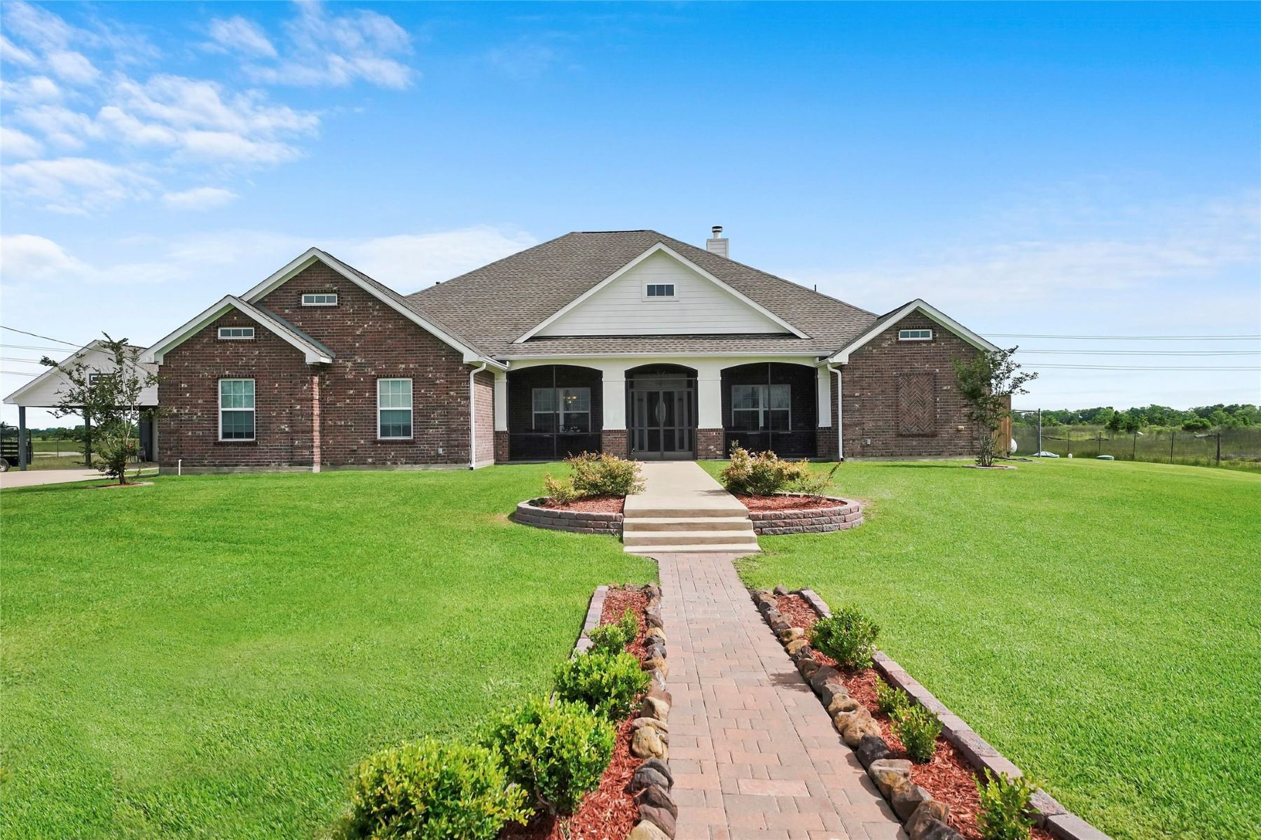 Single Family Homes for Sale at 3603 Old Atascocita Road Huffman, Texas 77532 United States