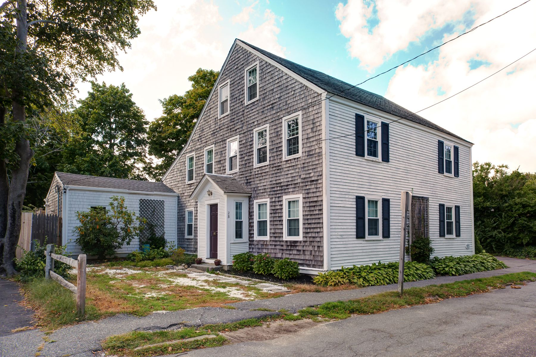 Multi-Family Homes por un Venta en 2 Pleasant Street Sandwich, Massachusetts 02563 Estados Unidos