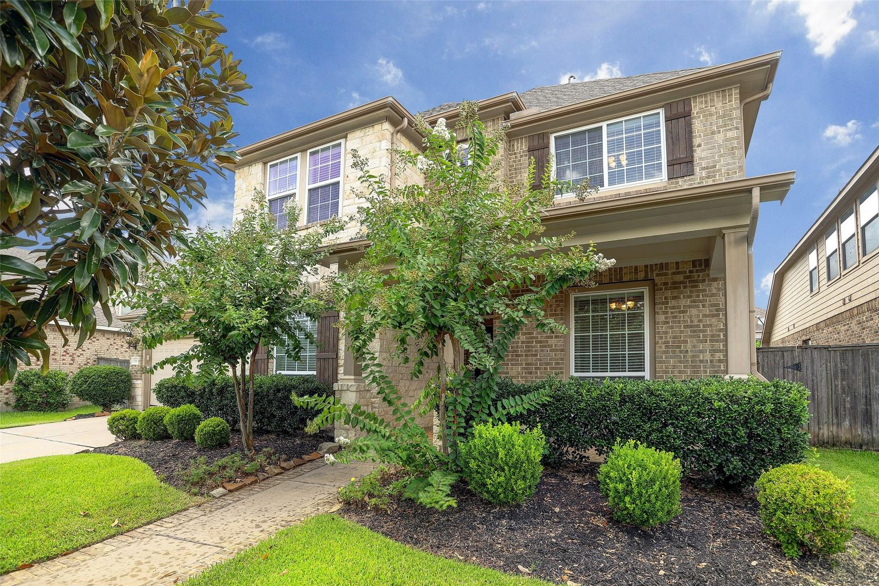 Single Family Homes for Sale at 12015 Bayou Juction Road Cypress, Texas 77433 United States