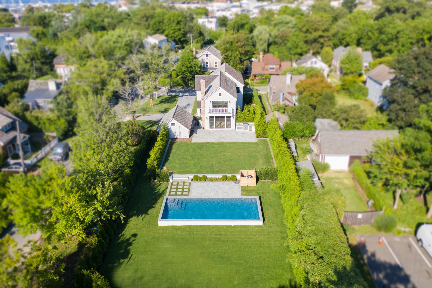 Single Family Homes for Sale at Rare Find Sag Harbor Historic District 59 Garden Street Sag Harbor, New York 11963 United States