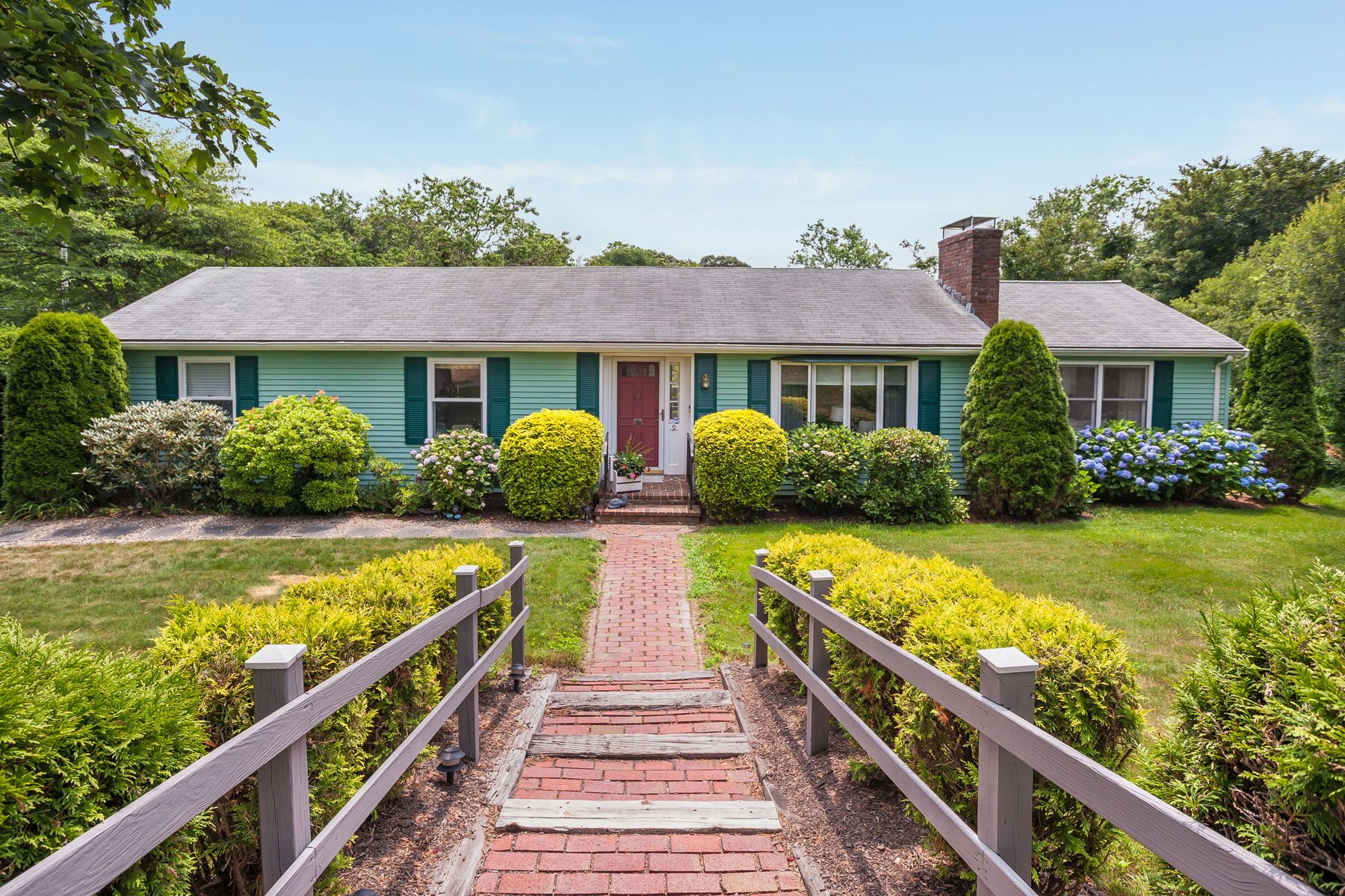 Single Family Homes for Sale at 9 Indian Hill Road Cummaquid, Massachusetts 02637 United States