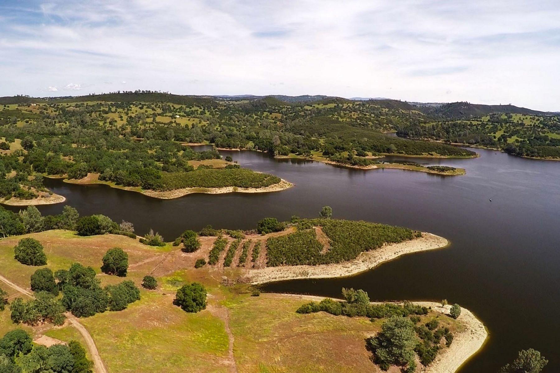 Terreno por un Venta en Land with Lake Opportunity on 40 Acres 6550 Jackson Valley Road Ione, California 95640 Estados Unidos