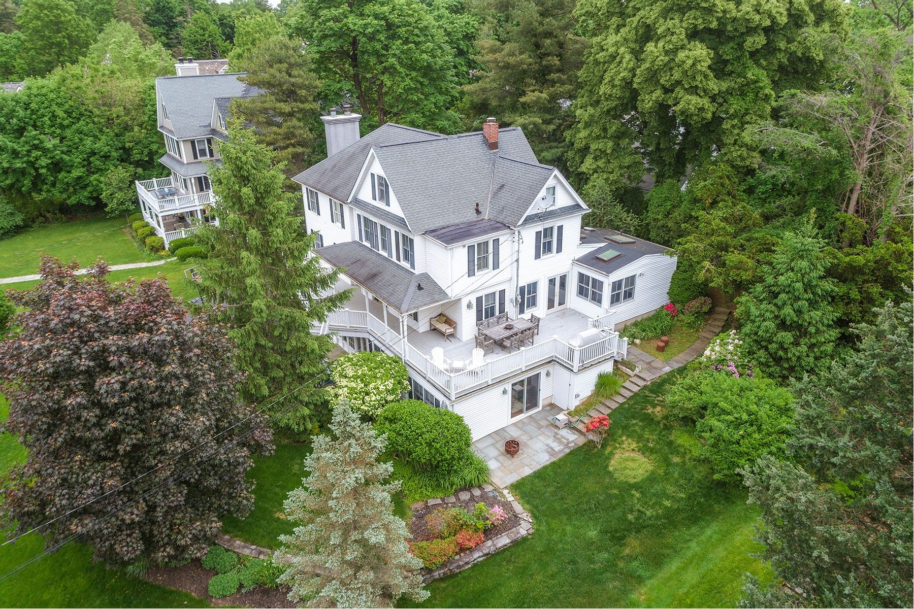 single family homes for Sale at South of the Village 5 Holman Lane, Old Greenwich, Connecticut 06870 United States
