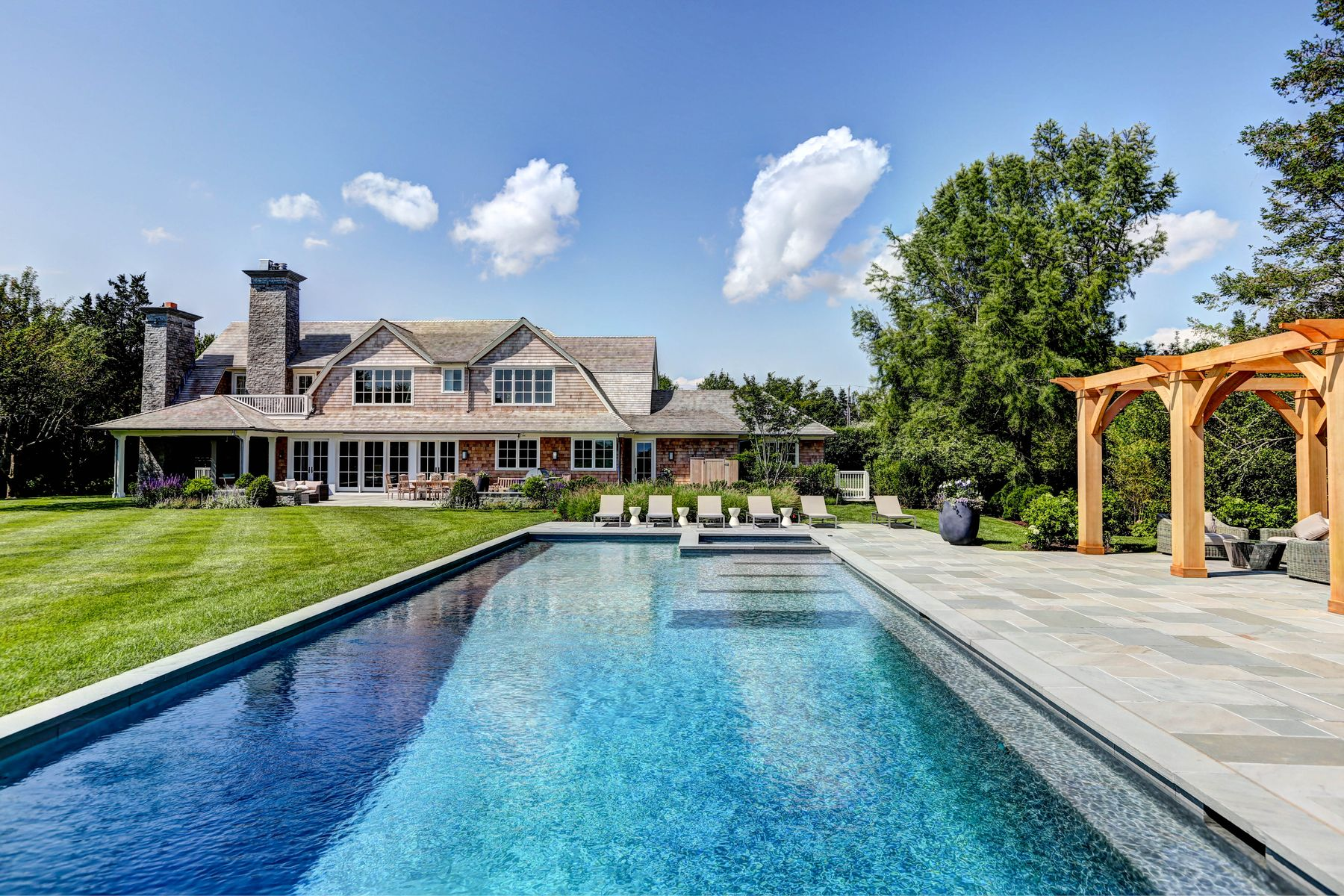 Single Family Homes for Sale at Borders Reserve Bridgehampton, New York 11932 United States