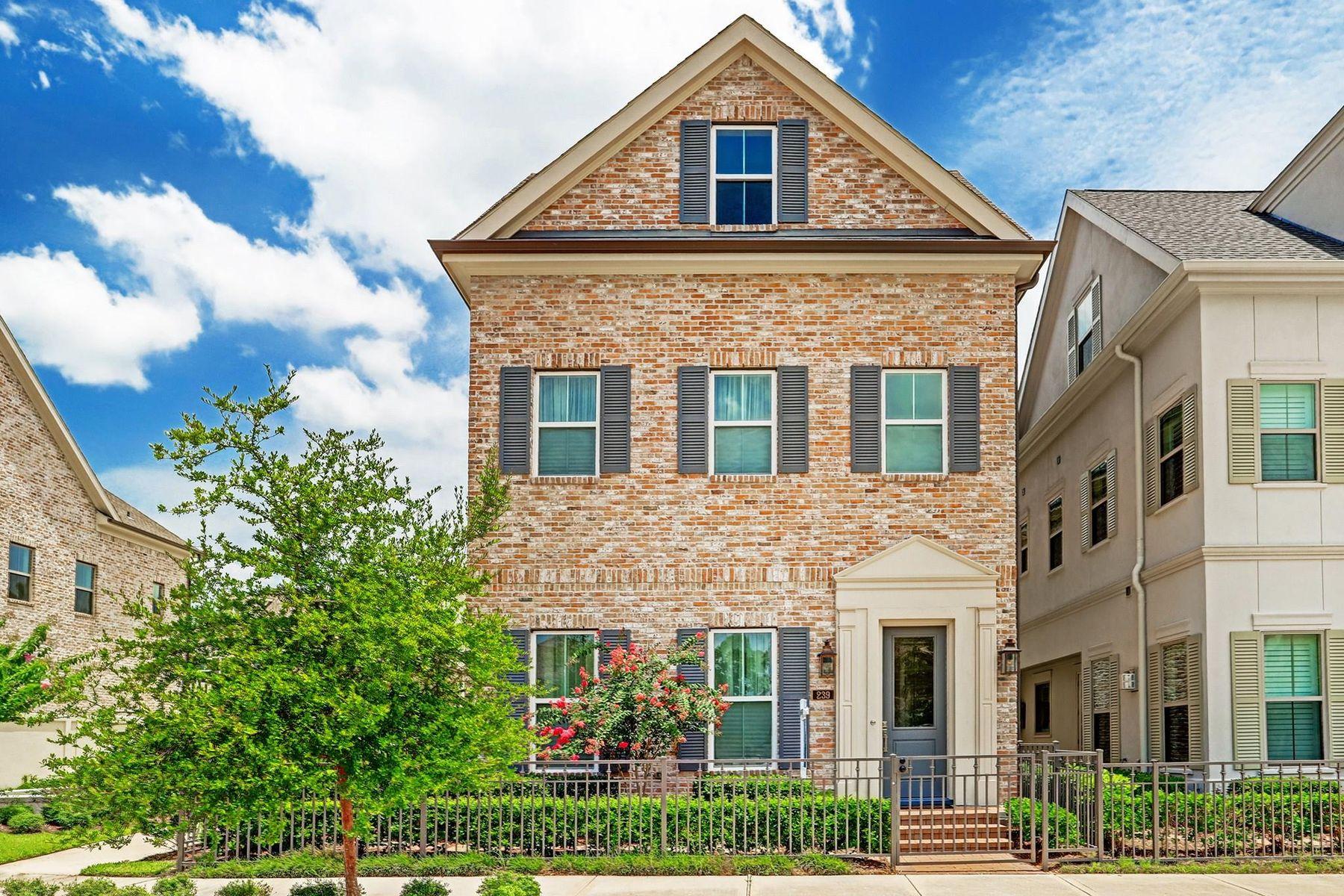 Single Family Homes por un Venta en Shenandoah, Texas 77384 Estados Unidos