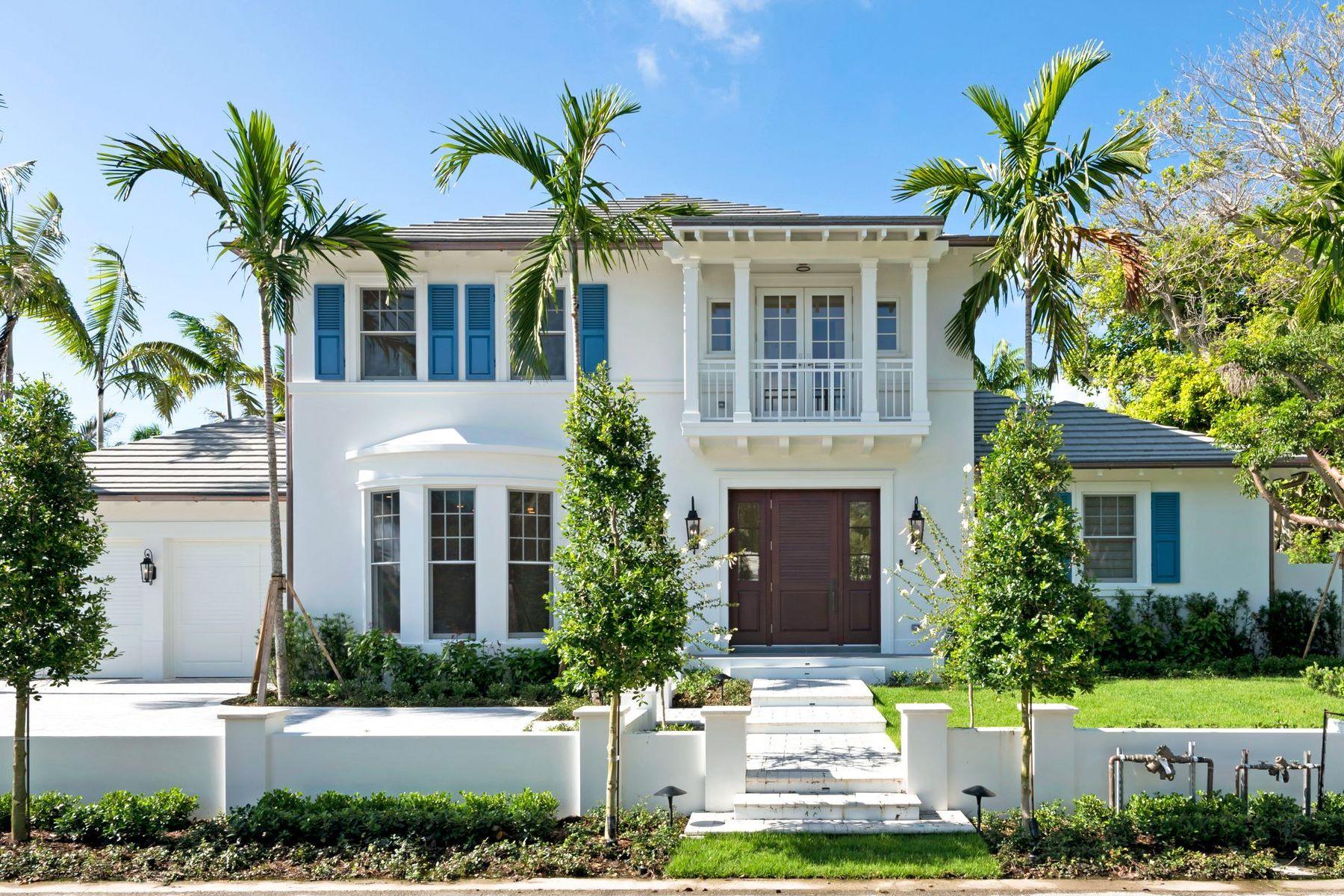 Single Family Homes für Verkauf beim Palm Beach New Construction 256 Fairview Rd, Palm Beach, Florida 33480 Vereinigte Staaten