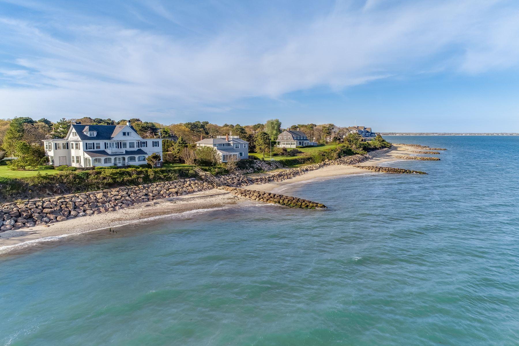 Single Family Homes 为 销售 在 191 Sea View Avenue Osterville, 马萨诸塞州 02655 美国