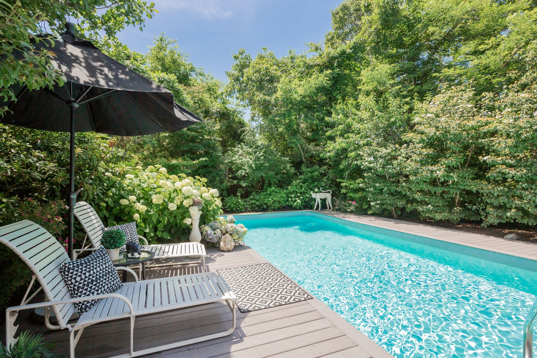 Single Family Homes for Sale at Secluded Oasis In The Dunes 78 Cliff Road Amagansett, New York 11930 United States