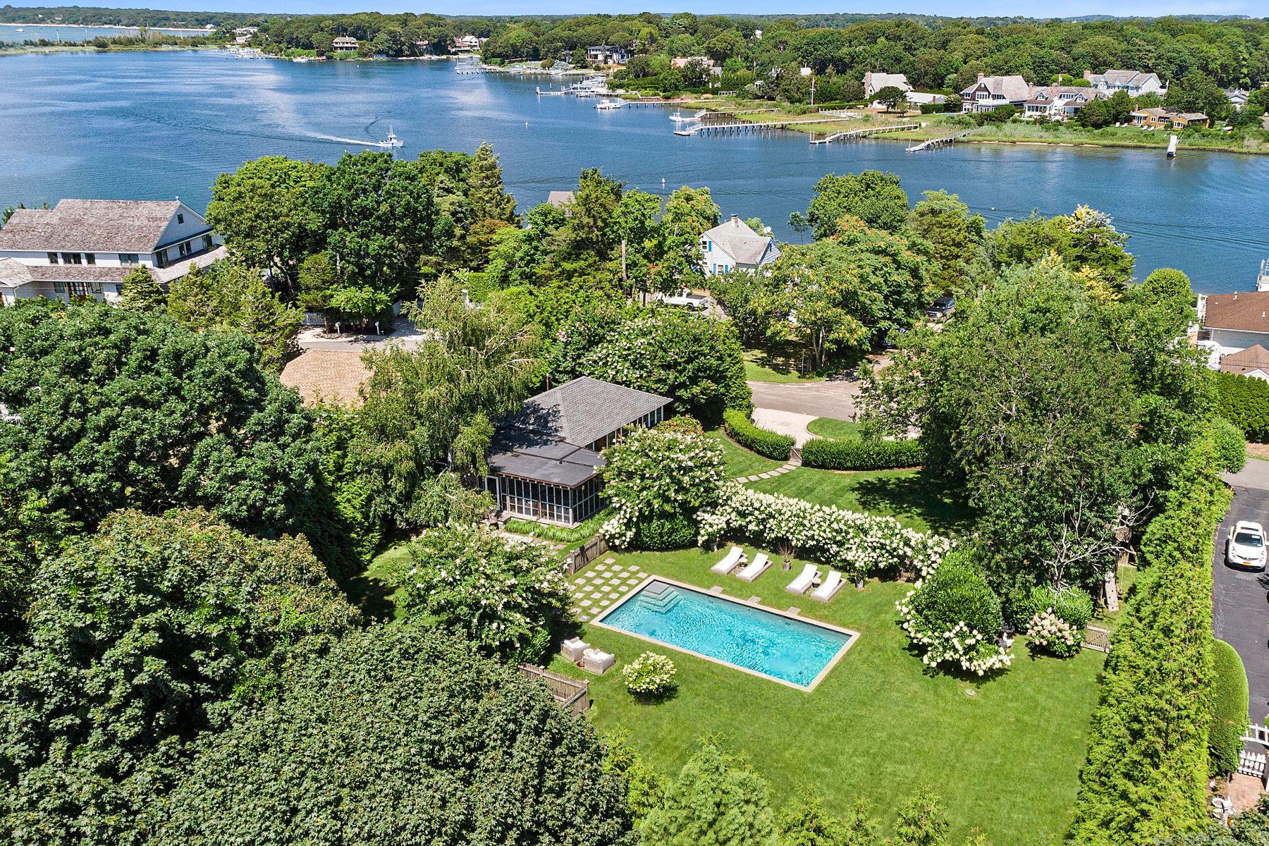 Single Family Homes 為 出售 在 Sag Harbor Cottage 18 Bay View Road, Sag Harbor, 纽约 11963 美國