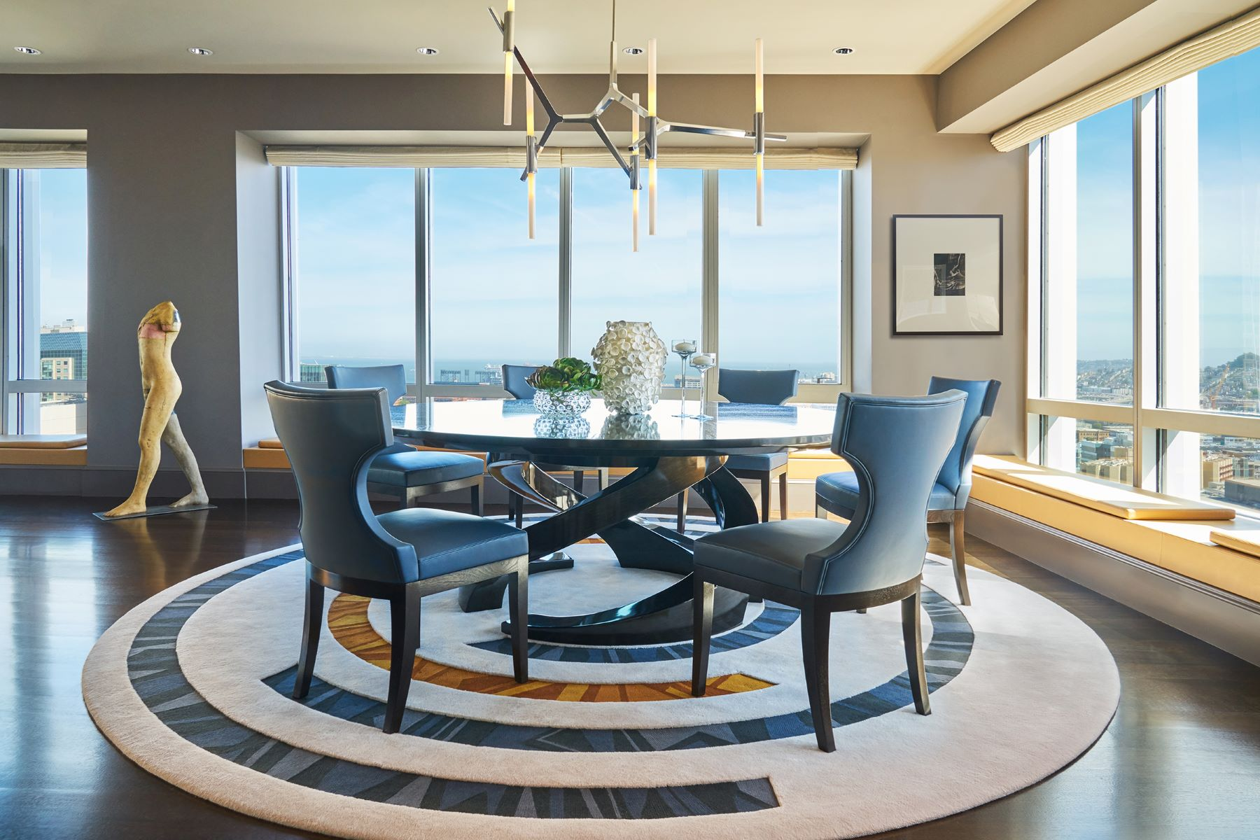 Condominiums for Active at Four Seasons Residence 27A 765 Market St, Residence 27A San Francisco, California 94103 United States