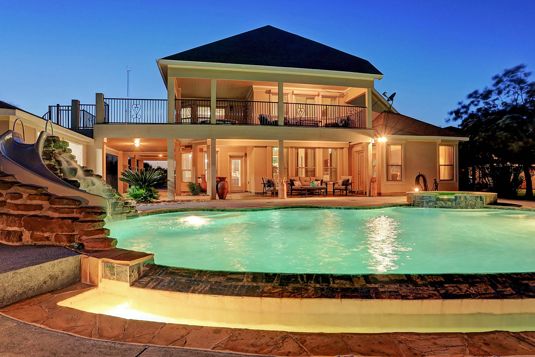 Single Family Homes for Sale at 12722 Tri City Beach Road Beach City, Texas 77523 United States