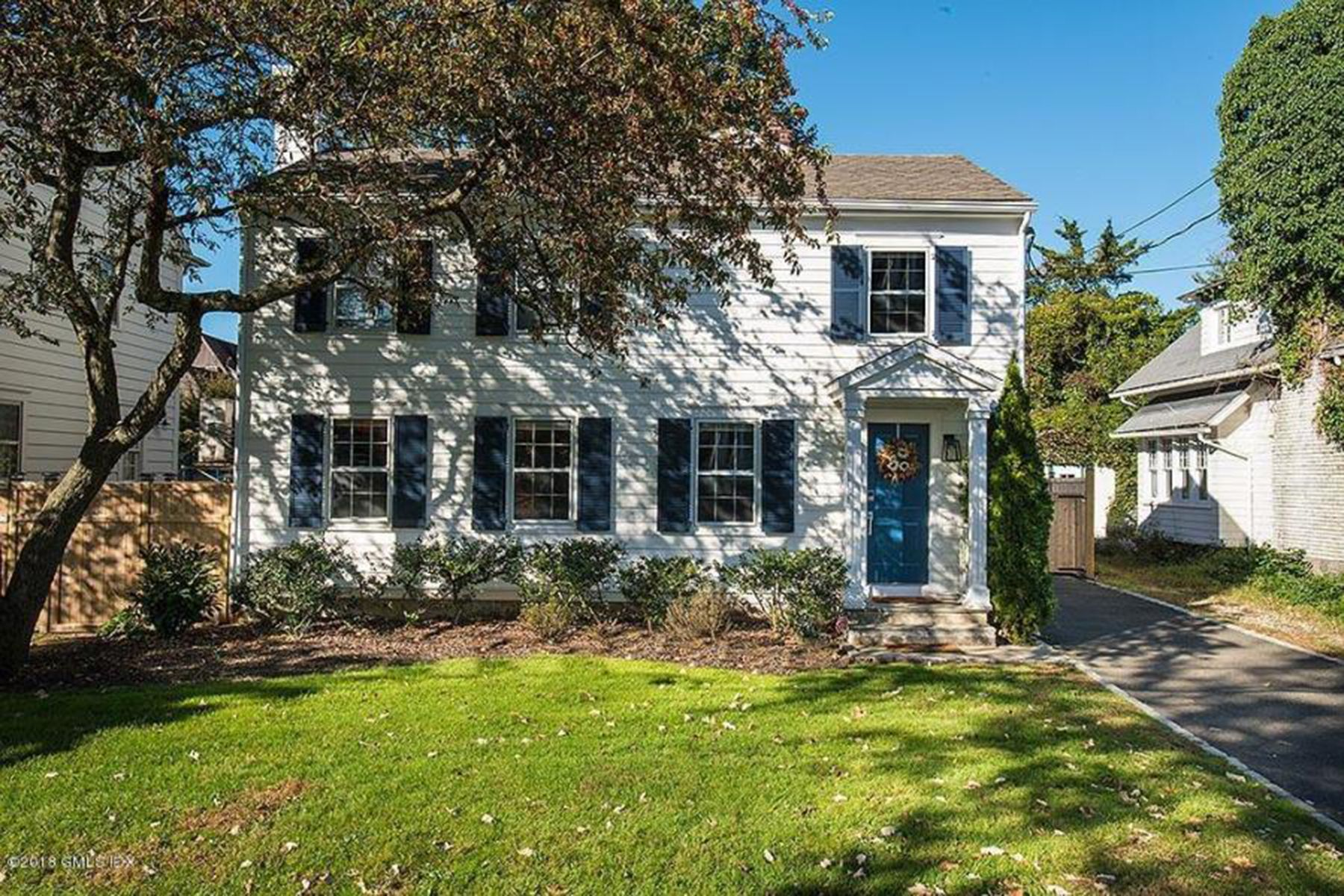 Single Family Homes للـ Sale في Old Greenwich, Connecticut 06870 United States