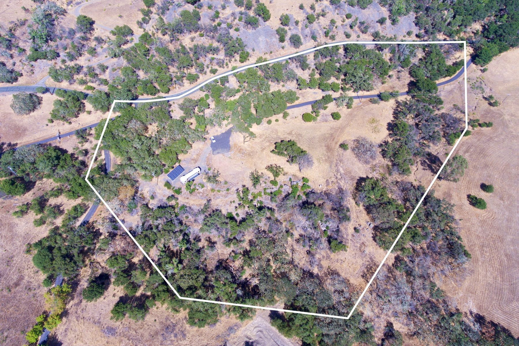 Land for Sale at 9 Acre View Lot in Prestigious Foothills 4647 Wallace Rd N Santa Rosa, California 95404 United States