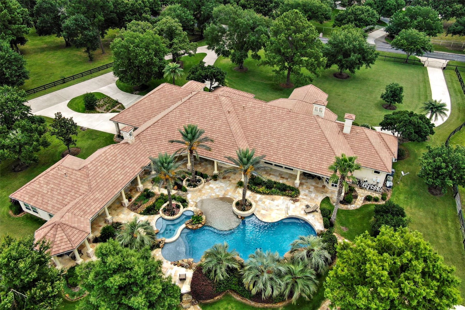 Single Family Homes for Sale at 18455 Cypress Rosehill Road Cypress, Texas 77429 United States