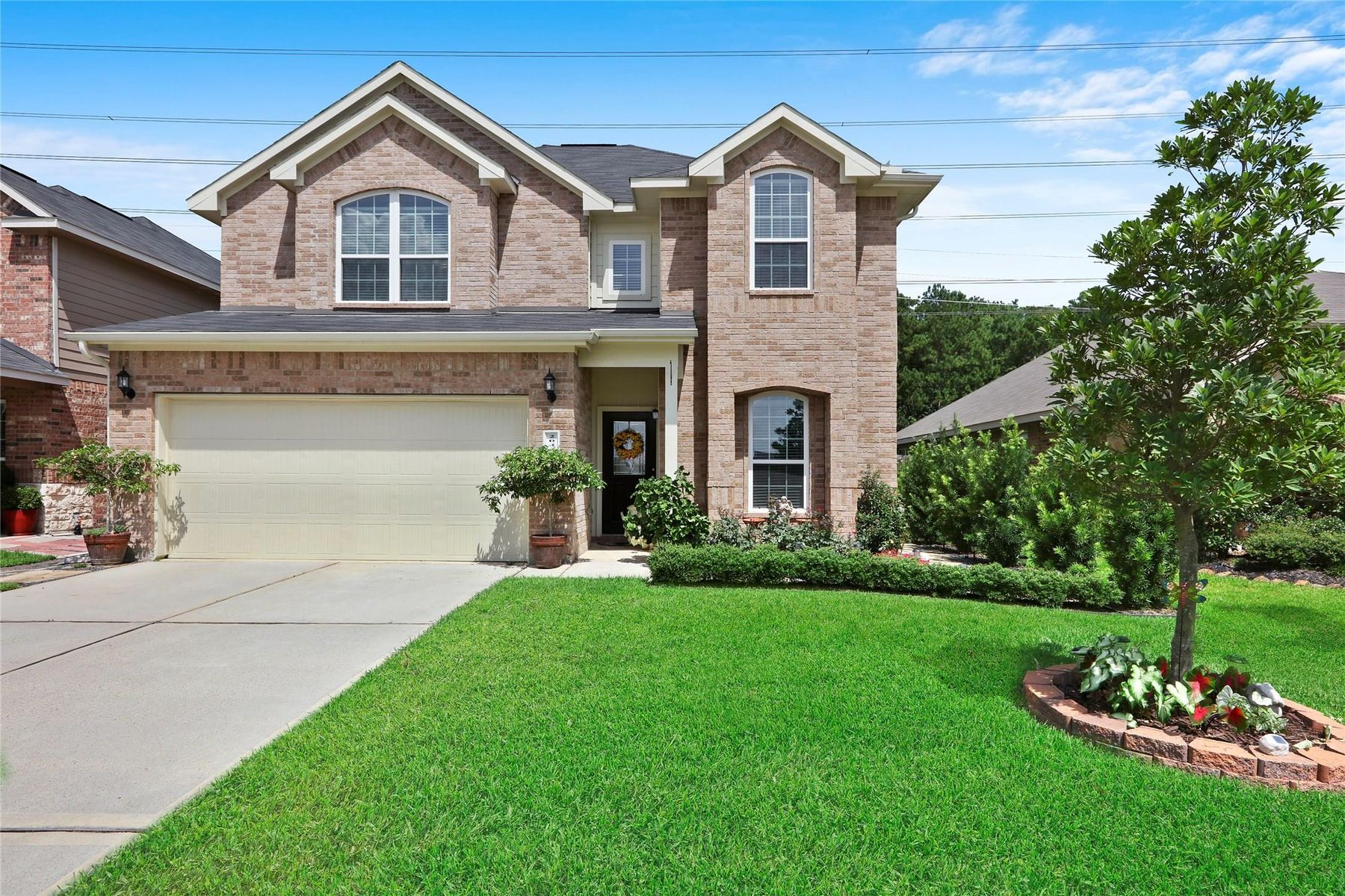 Single Family Homes for Sale at 20430 Lookout Bend Drive Humble, Texas 77338 United States