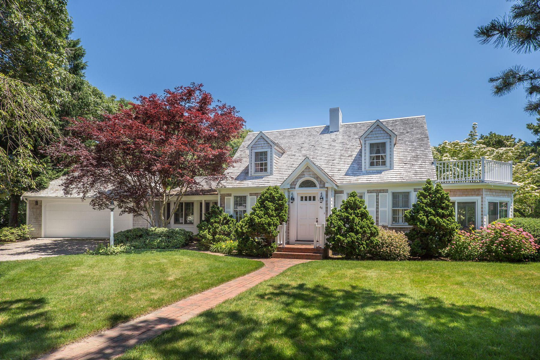 Single Family Homes για την Πώληση στο 44 Eel River Road, Osterville Osterville, Μασαχουσετη 02655 Ηνωμένες Πολιτείες
