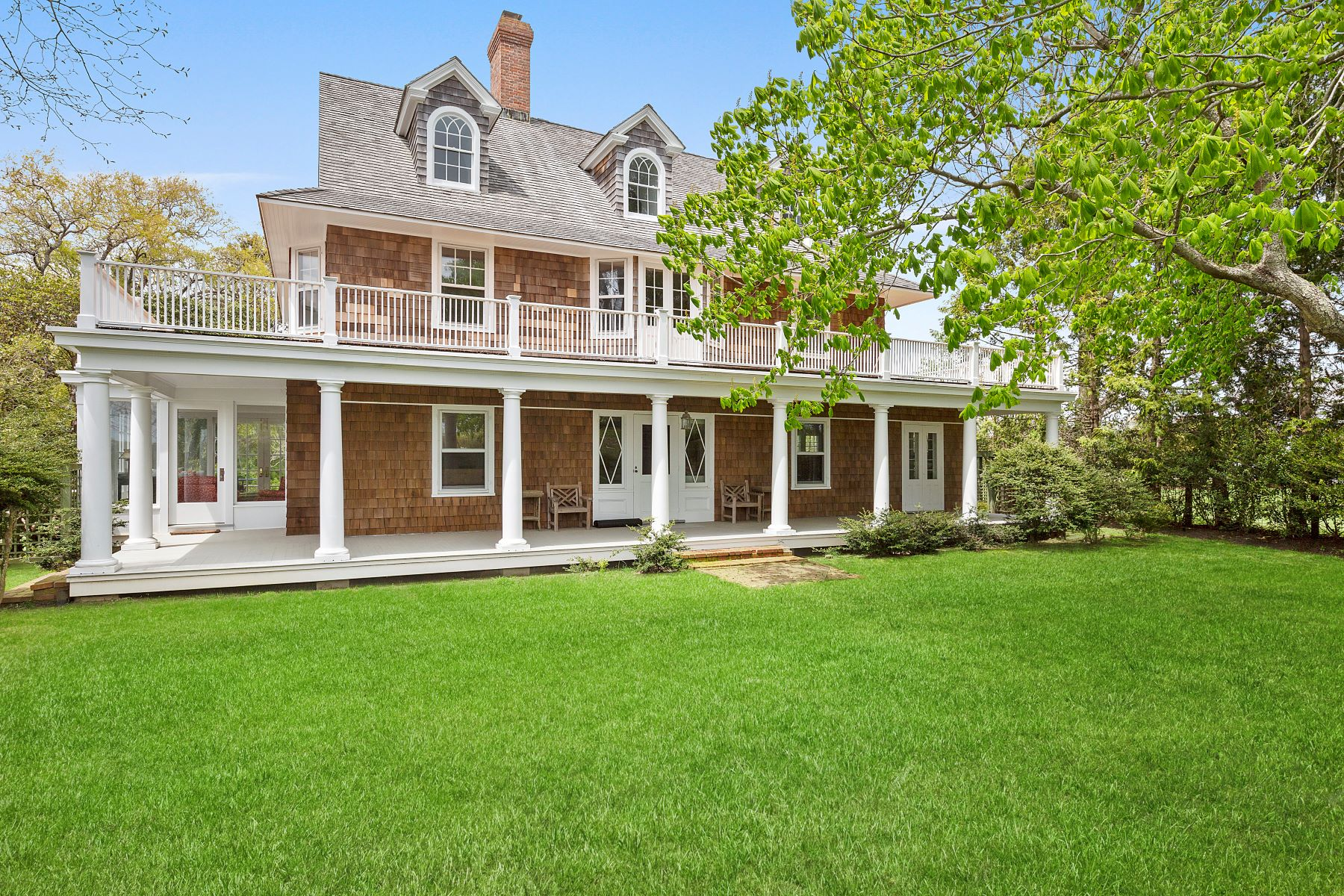 """Single Family Homes for Sale at """"Wildmoor"""" the Original Bouvier Property 55 La Forest Lane East Hampton, New York 11937 United States"""