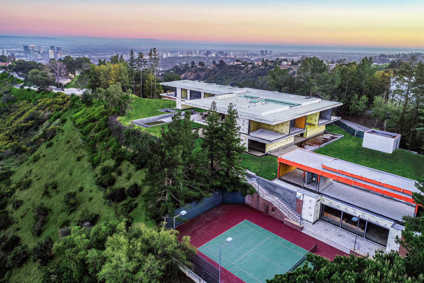 single family homes for Sale at A World Class Design 16 Beverly Park Beverly Hills, California 90210 United States